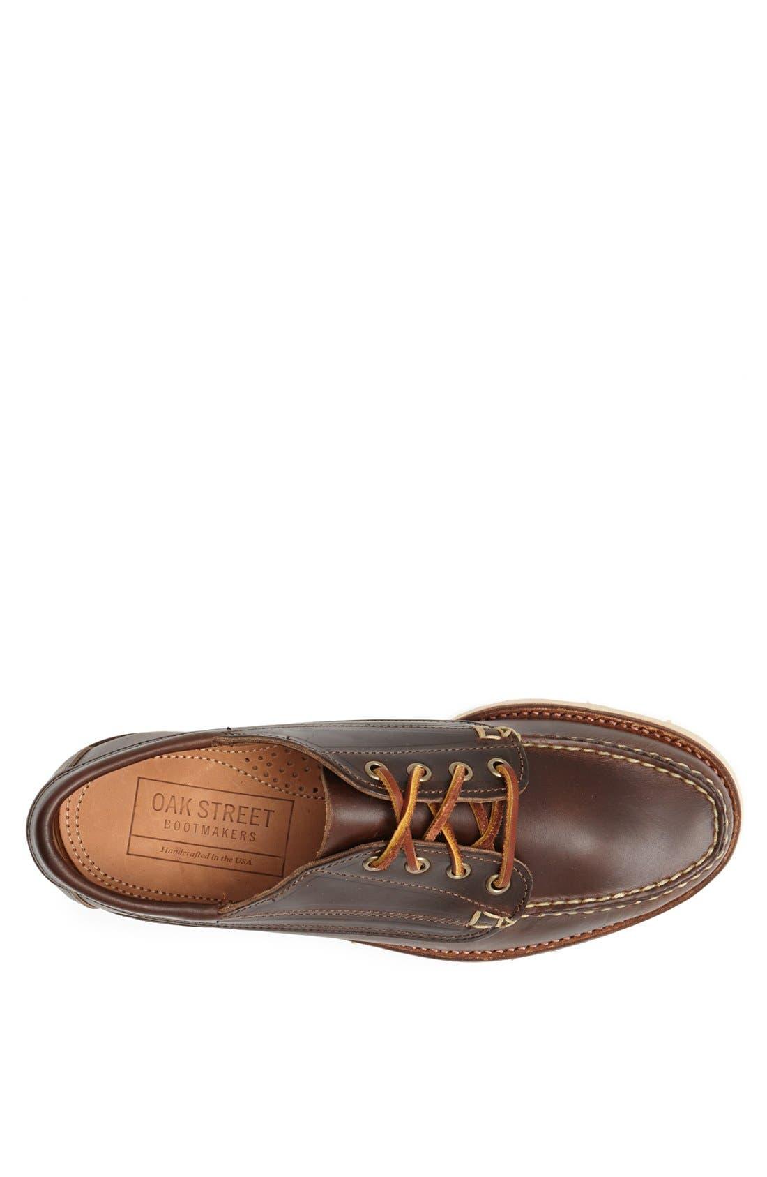 Alternate Image 3  - Oak Street Bootmakers Leather Trail Derby
