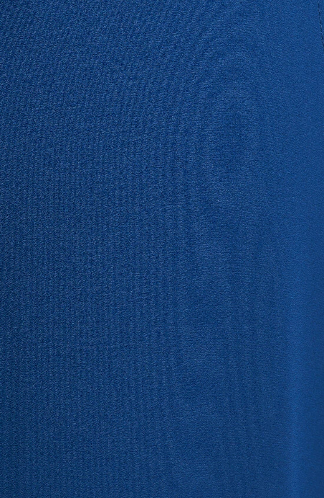 Alternate Image 3  - BCBGMAXAZRIA 'Mara' Halter Gown