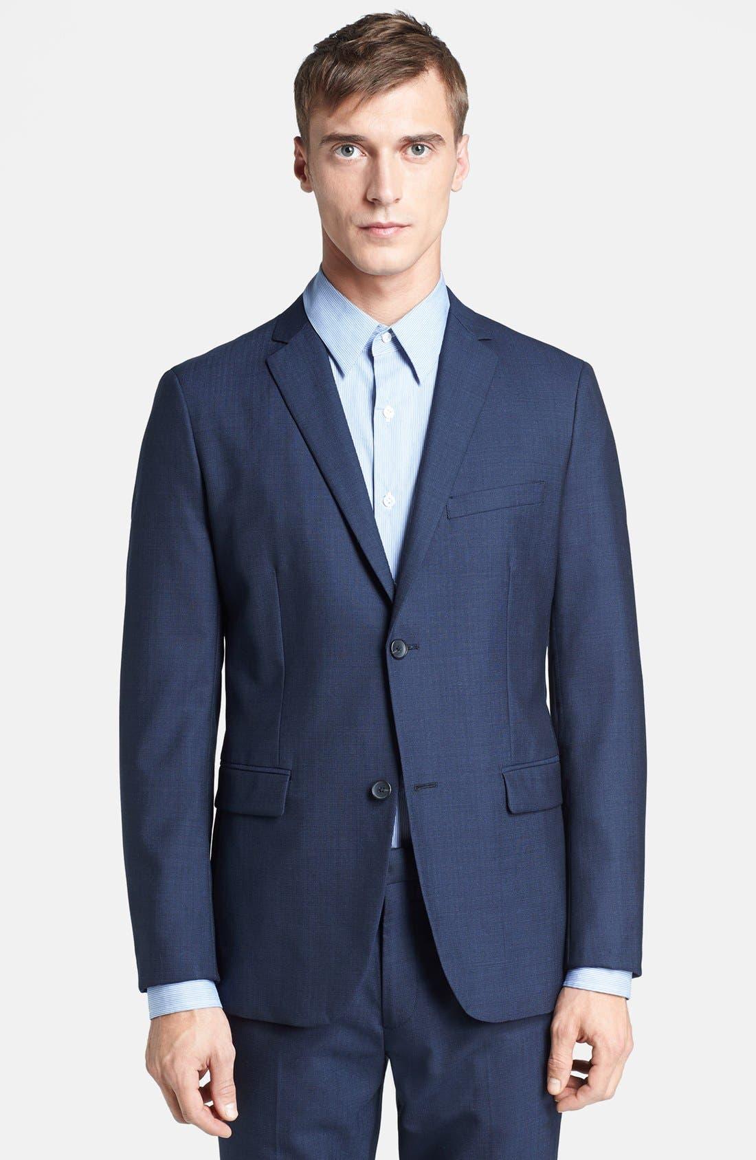 Main Image - Theory 'Rodolf.Baxley' Wool Sportcoat