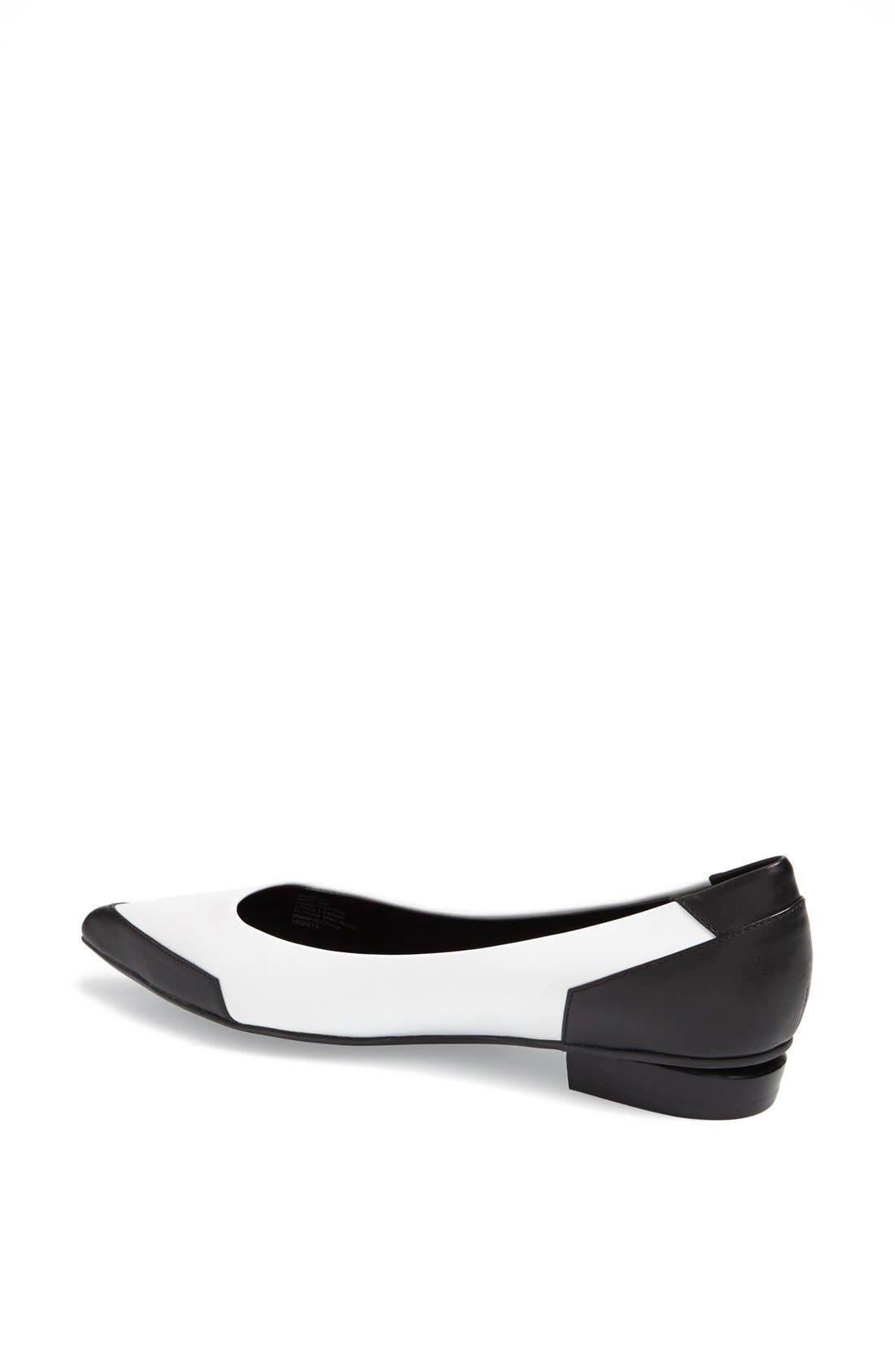 Alternate Image 2  - Kenneth Cole New York 'Mulberry' Leather Flat