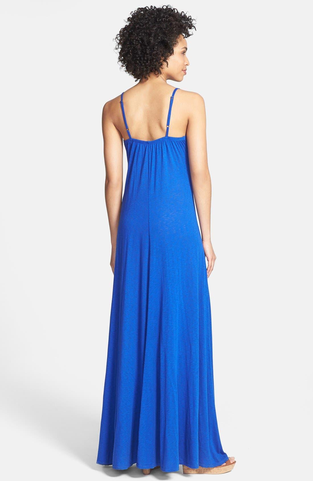 Alternate Image 2  - LAmade 'Cami' Maxi Dress