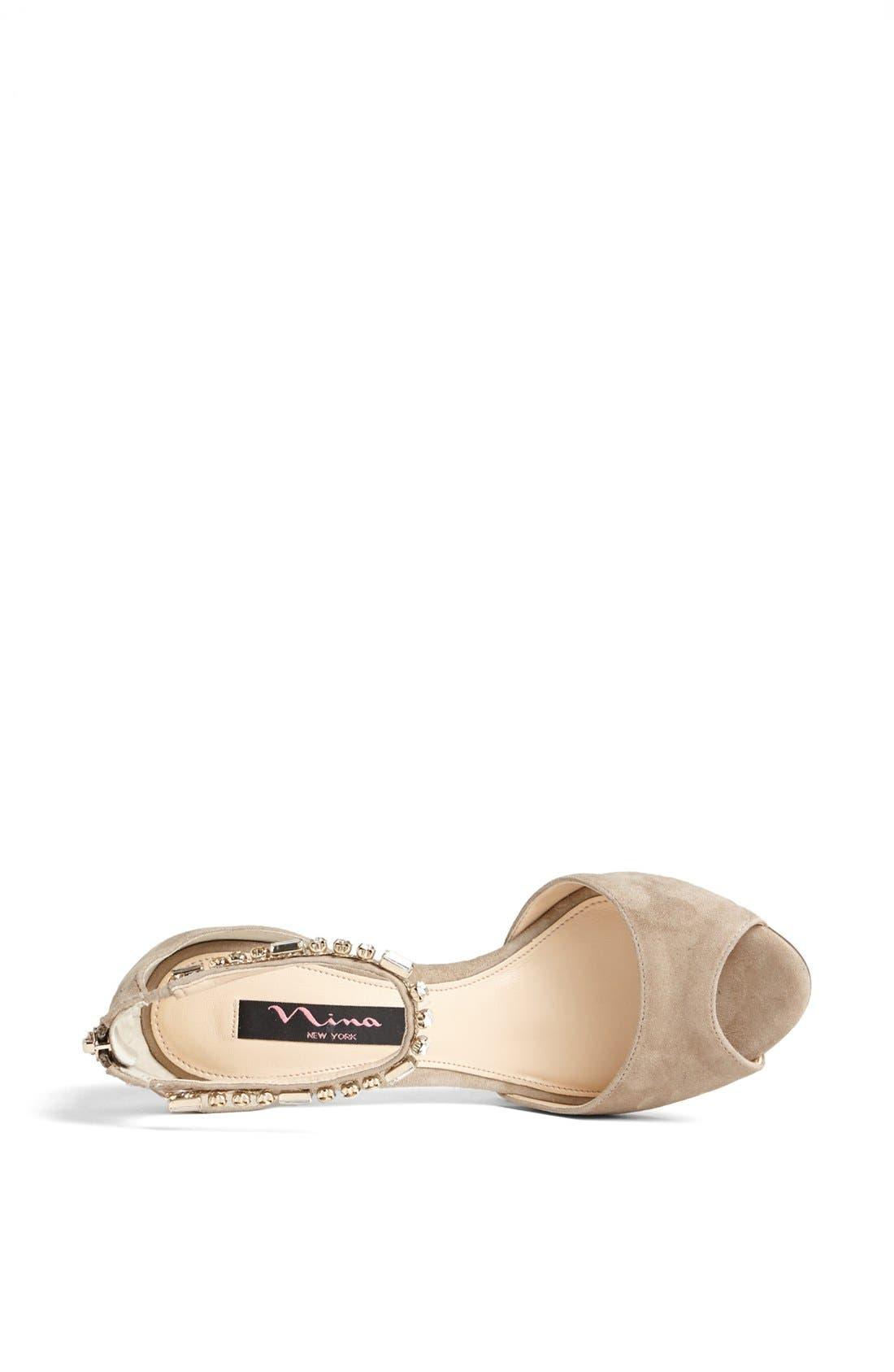 Alternate Image 3  - Nina 'Maraya' Sandal (Online Only)