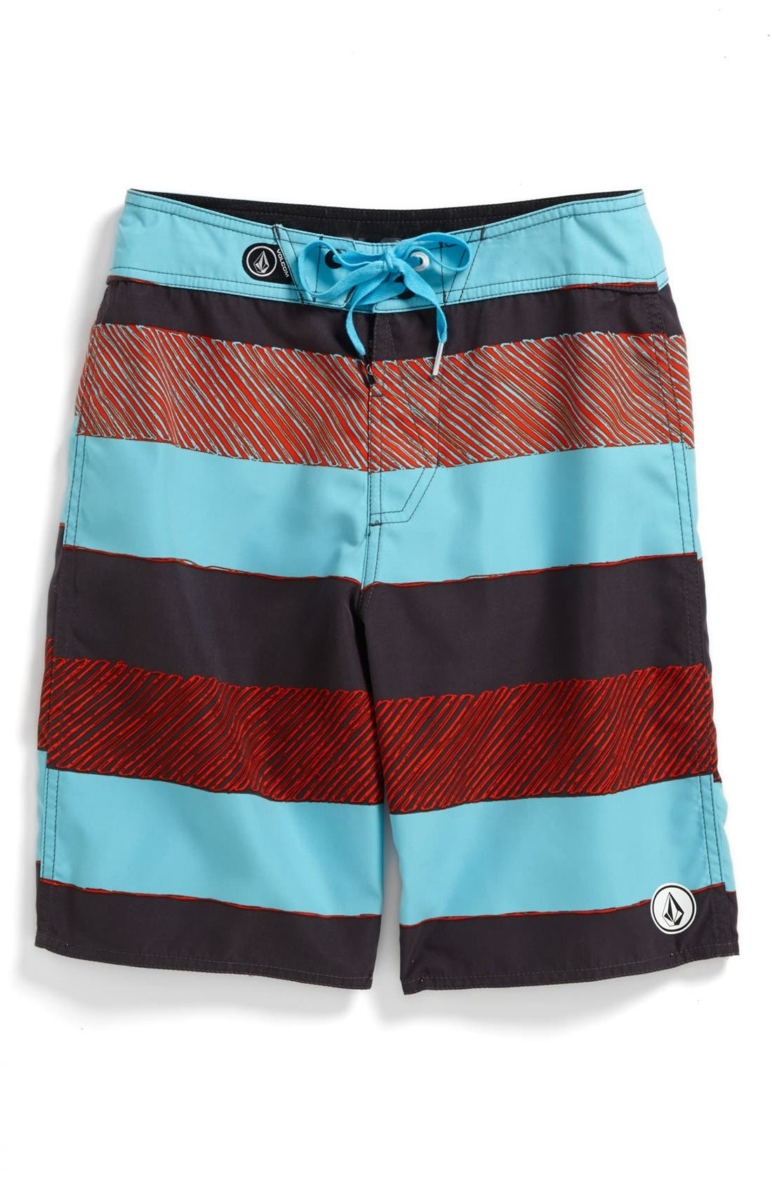 Main Image - Volcom 'De Soto St.' Board Shorts (Big Boys)