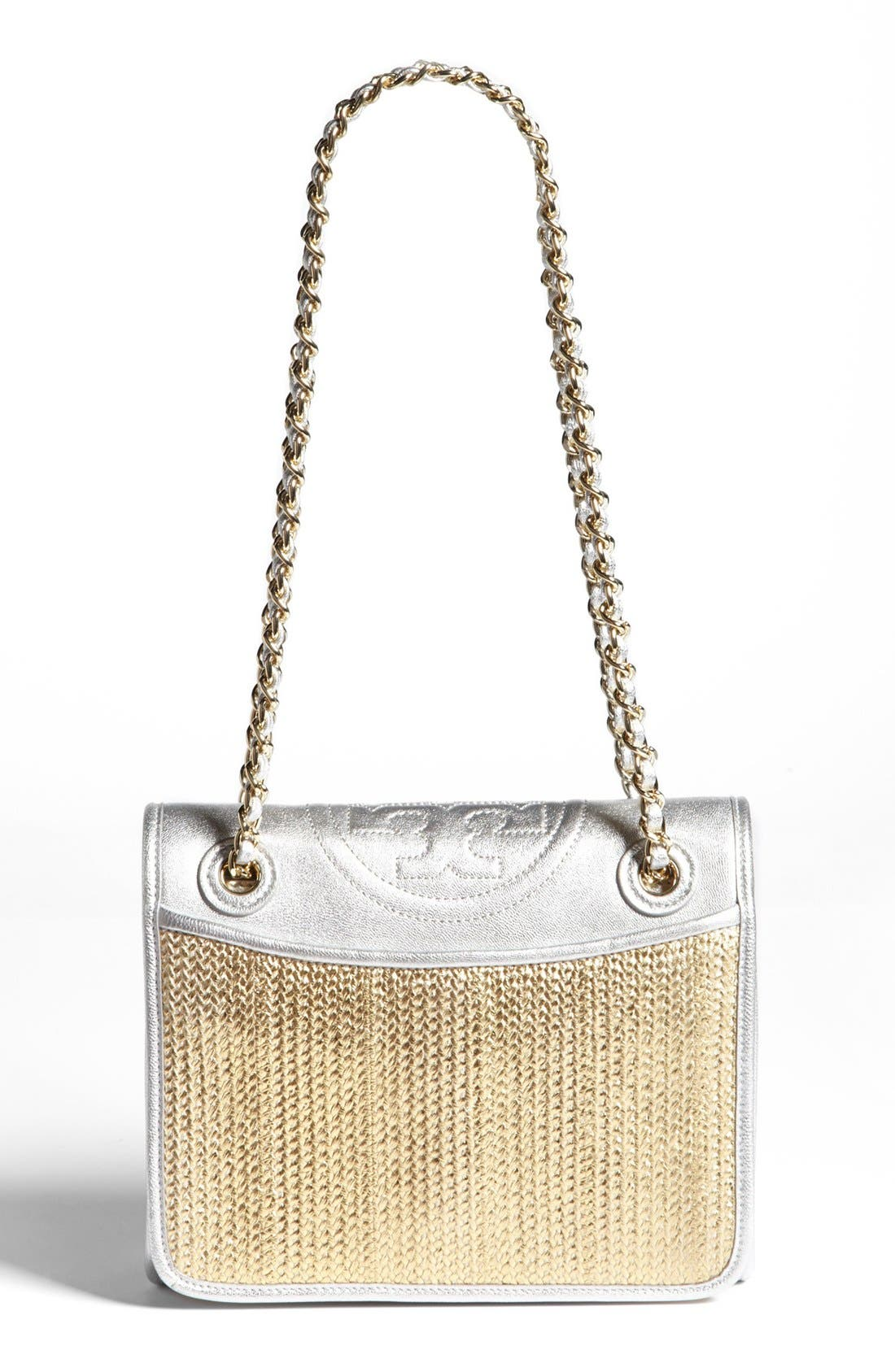 Alternate Image 1 Selected - Tory Burch 'Fleming - Medium' Shoulder Bag