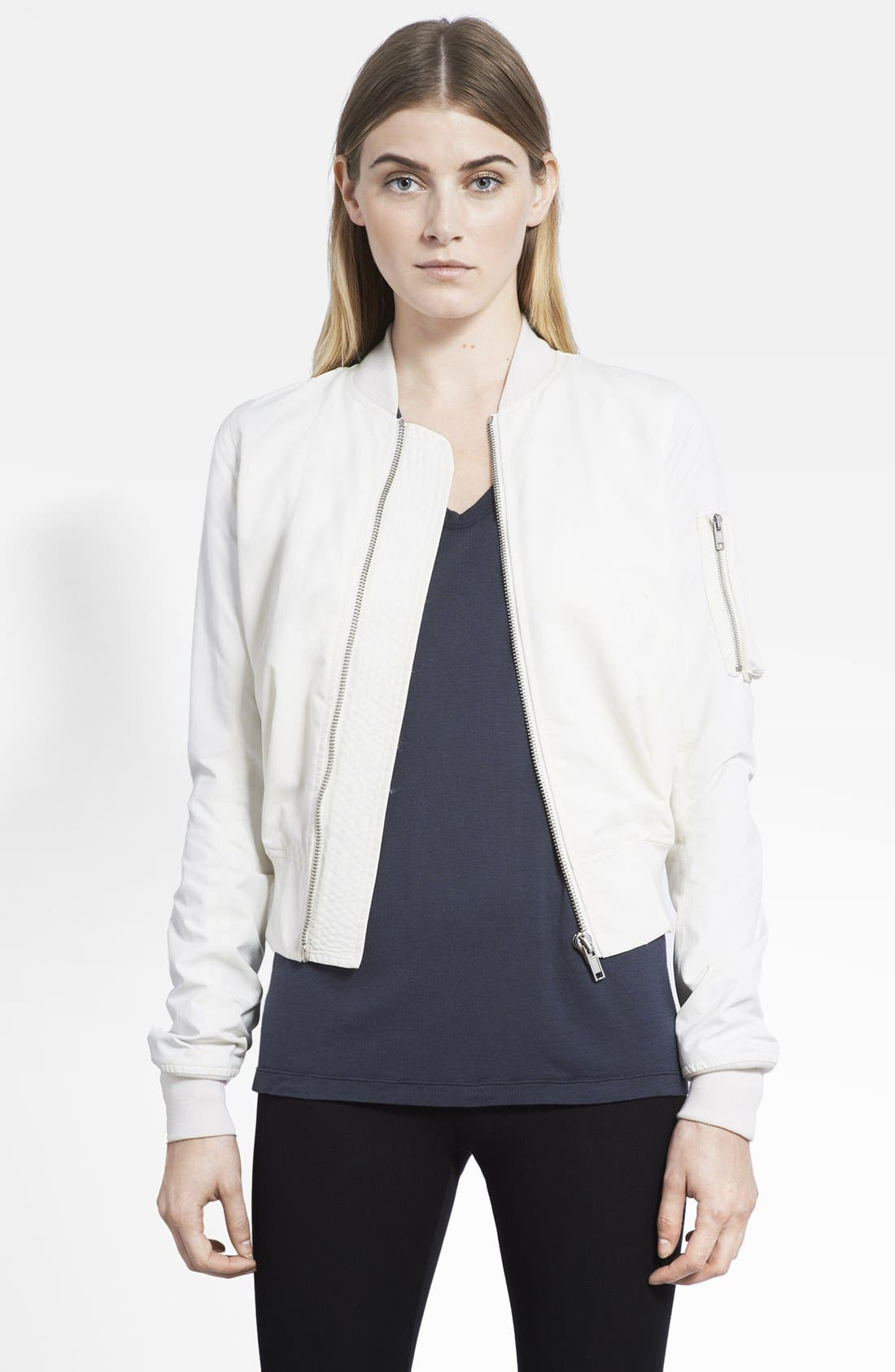 Alternate Image 2  - Rick Owens Bomber Jacket