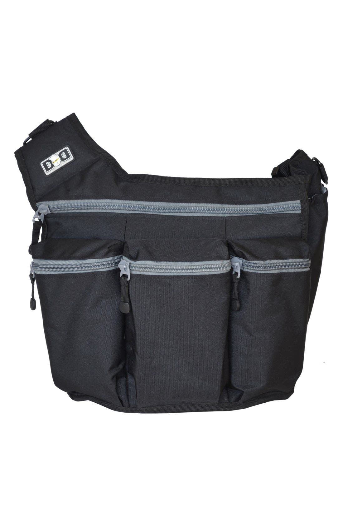 DIAPER DUDE Shoulder Messenger Bag
