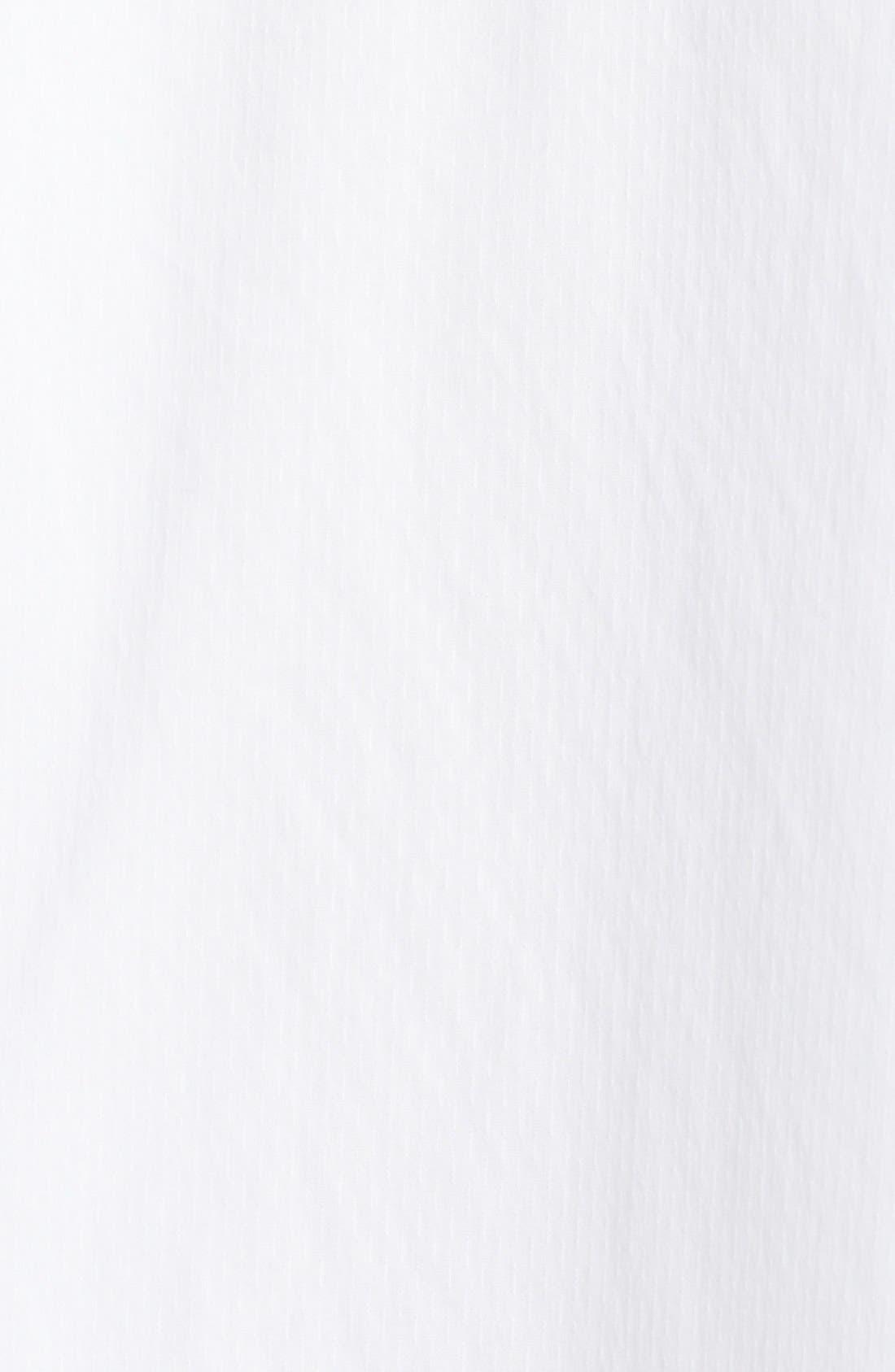 Alternate Image 3  - Armani Collezioni Poplin Blouse