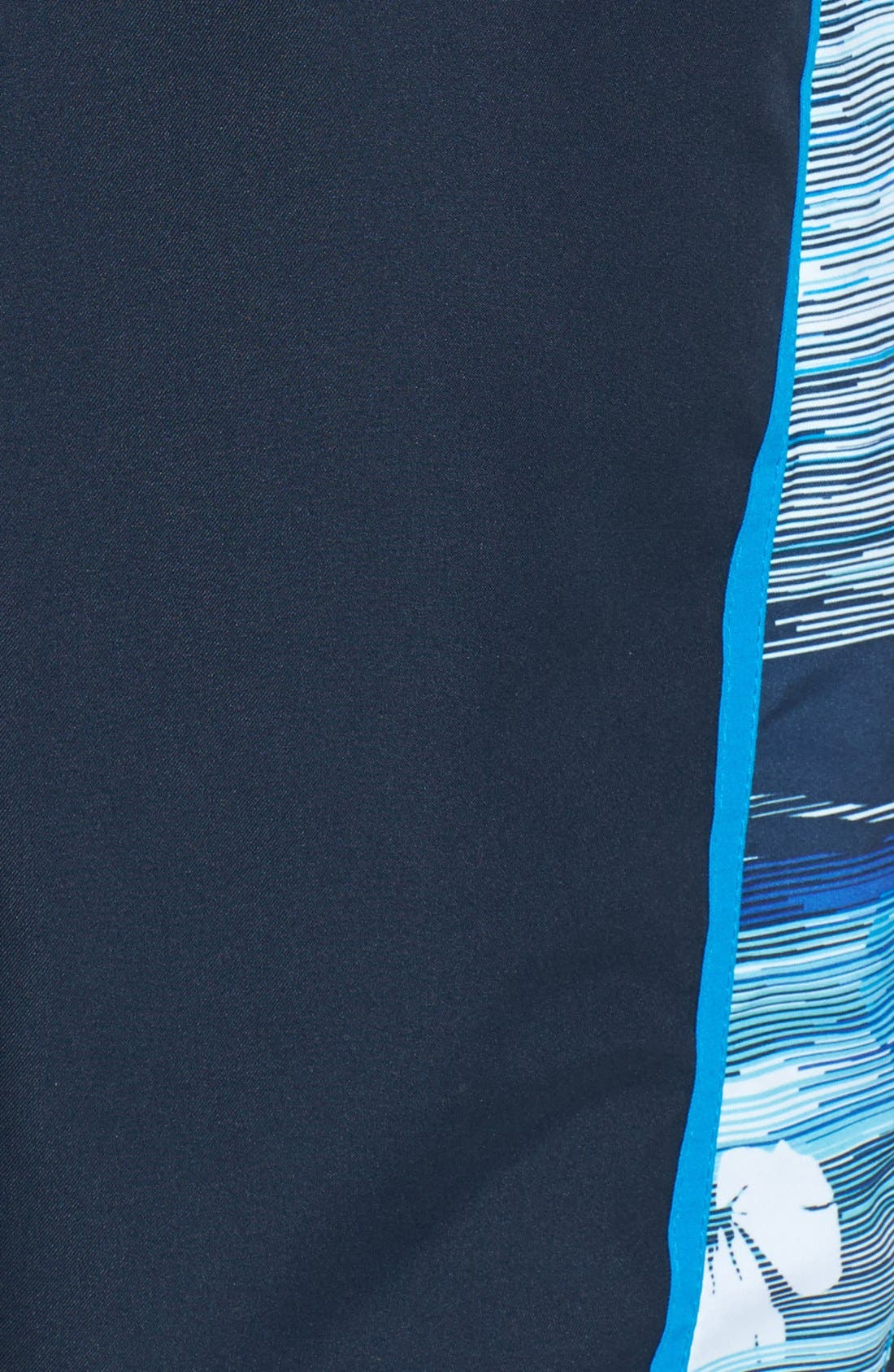 Alternate Image 3  - Speedo® 'Windblast Floral Splice' Board Shorts
