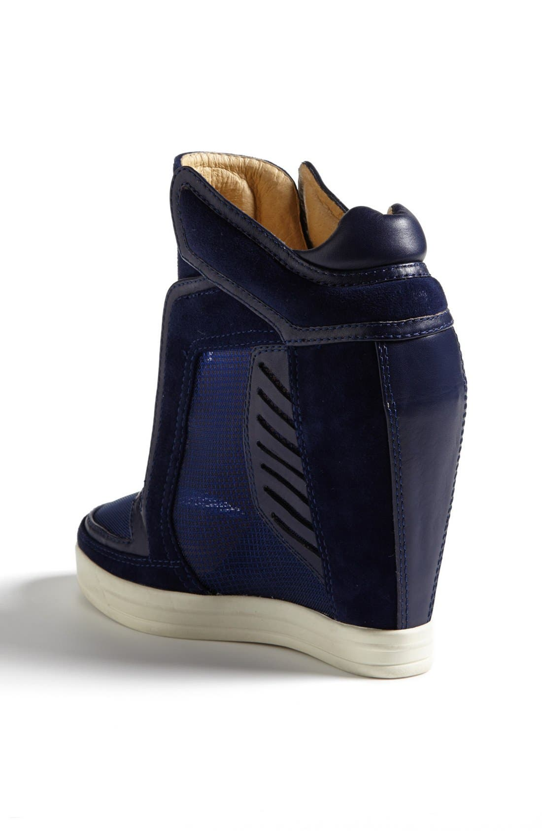 Alternate Image 2  - L.A.M.B. 'Freeda' High Top Sneaker (Online Only)