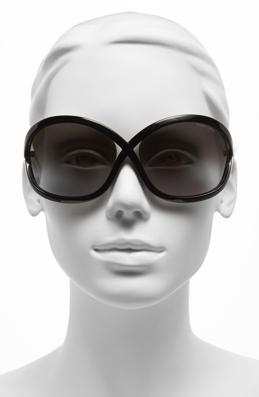Alternate Image 2  - Tom Ford 'Sandra' 62mm Sunglasses