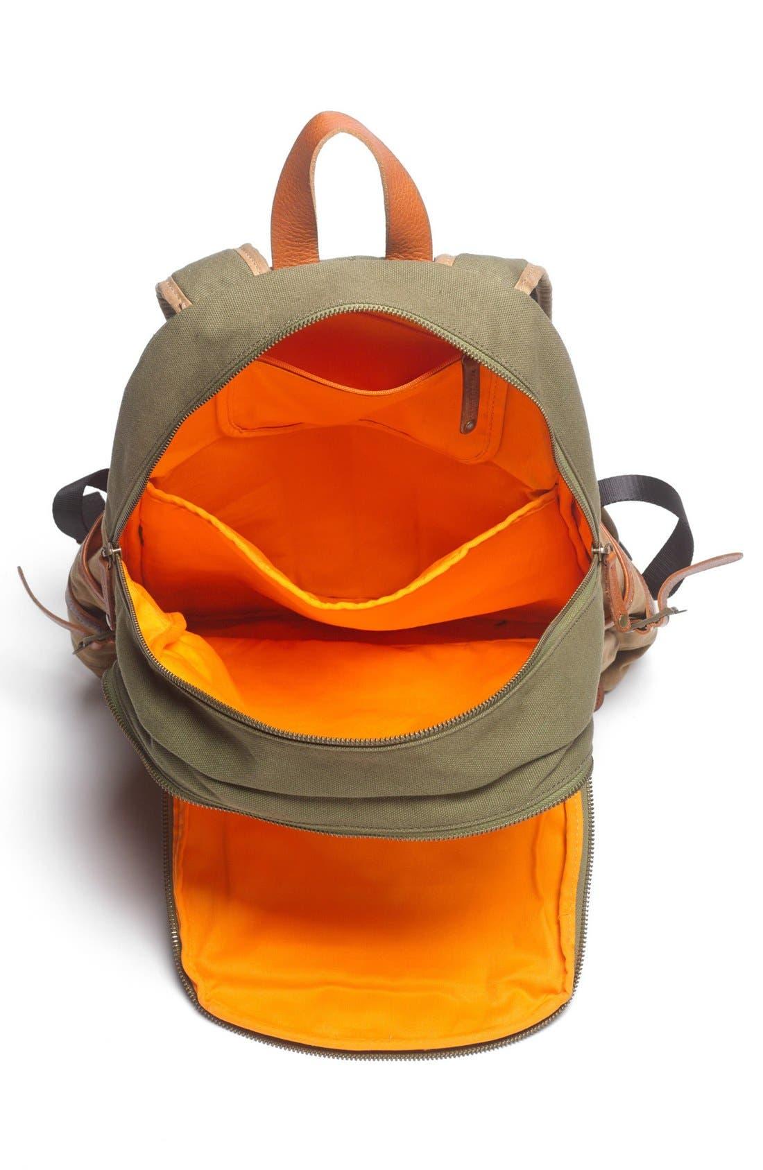 Alternate Image 3  - Benrus 'Sentry' Backpack
