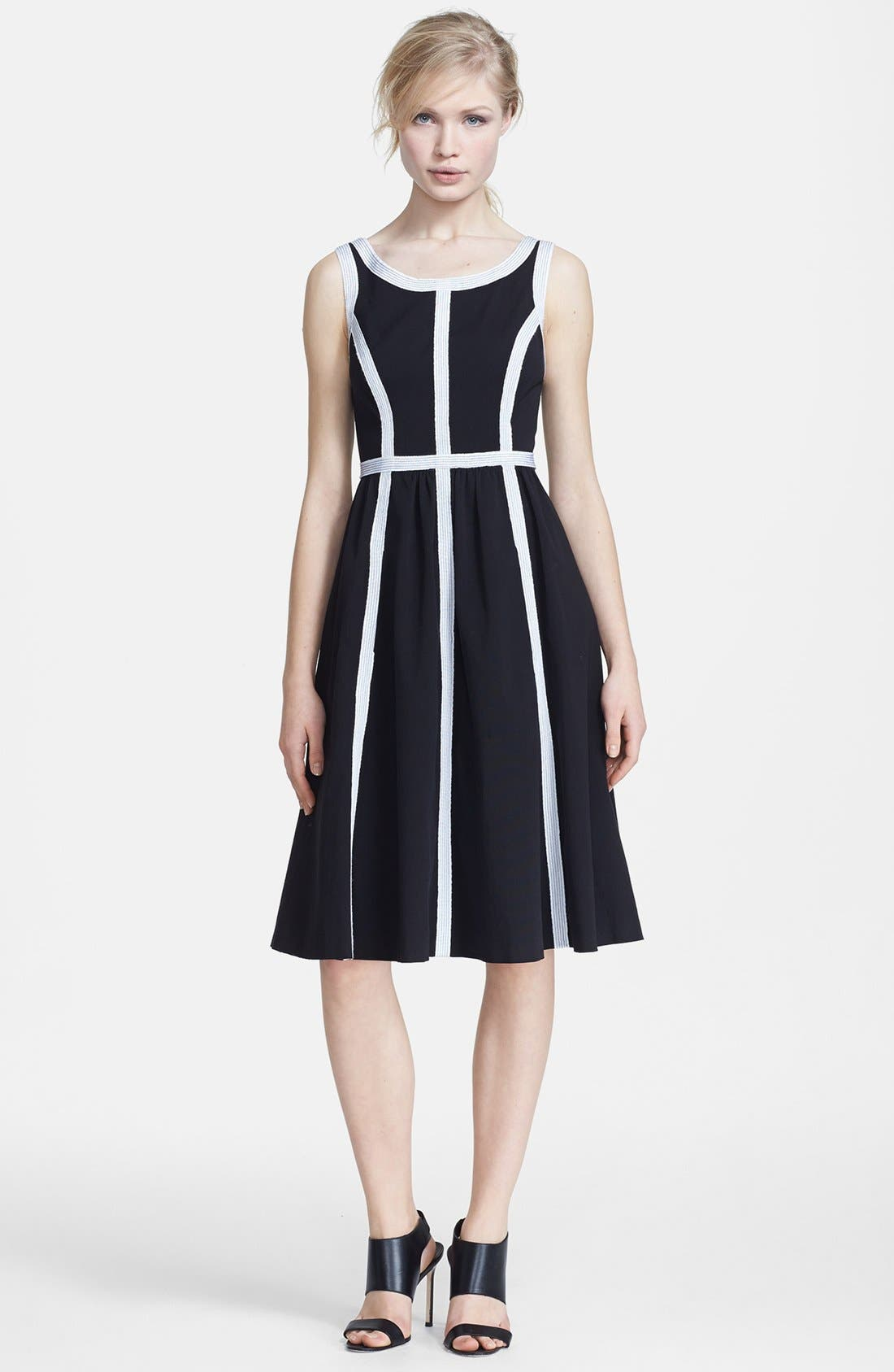 Main Image - Tracy Reese Taped Frock