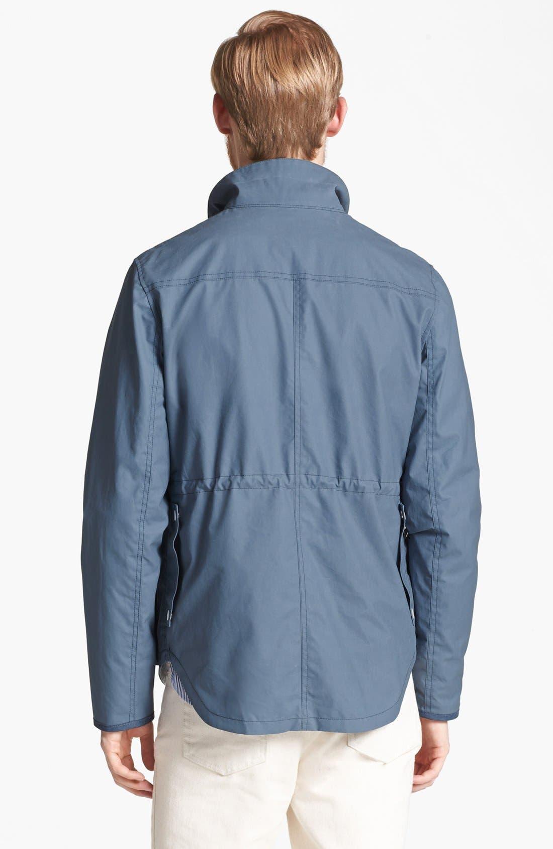 Alternate Image 2  - Shipley & Halmos 'Fin' Coated Field Jacket