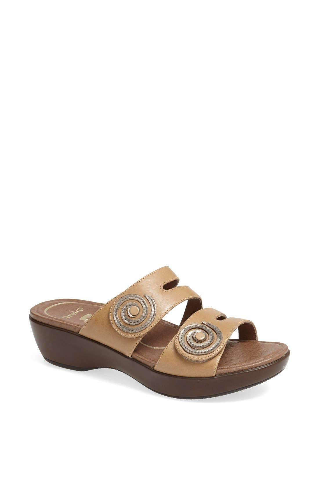 Alternate Image 1 Selected - Dansko 'Dixie' Sandal