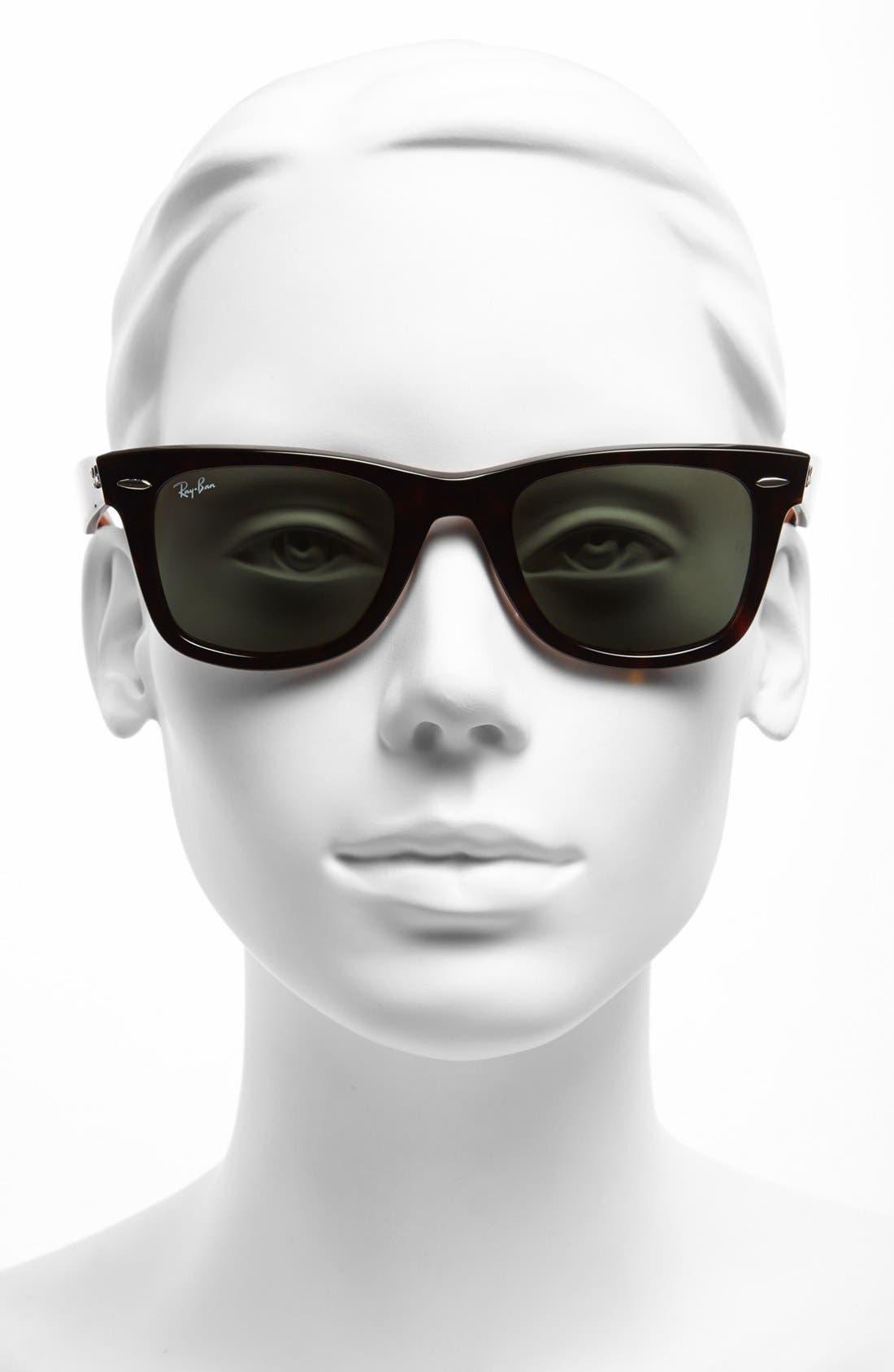 Alternate Image 2  - Ray-Ban 'Logomania' 50mm Sunglasses