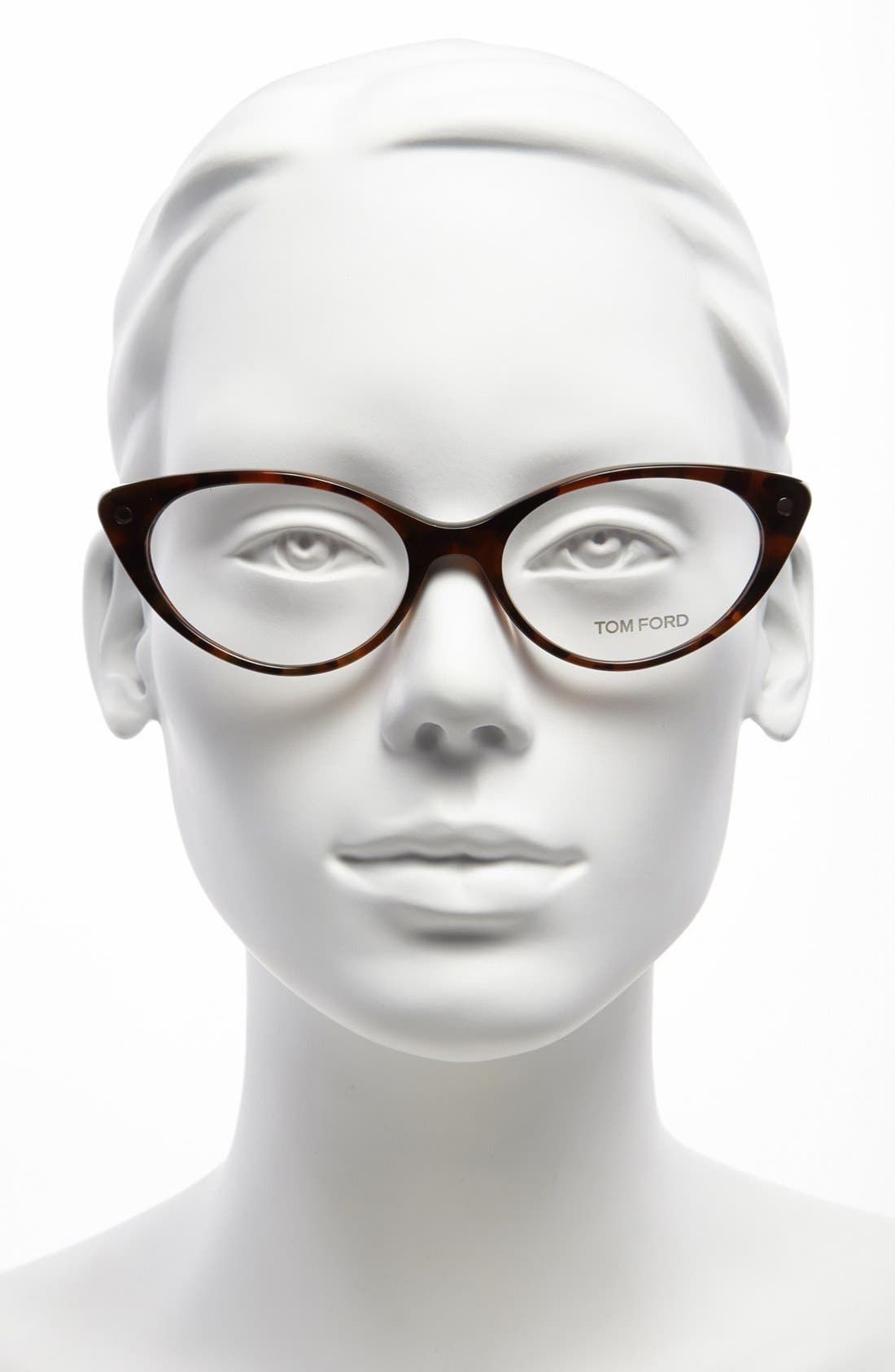 Alternate Image 2  - Tom Ford 54mm Optical Glasses (Online Only)