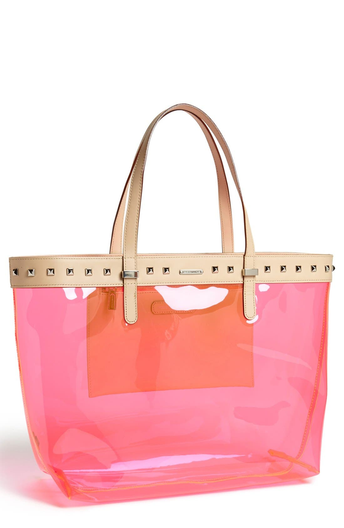 Alternate Image 1 Selected - Rebecca Minkoff 'Cherish - Clear' Tote, Extra Large