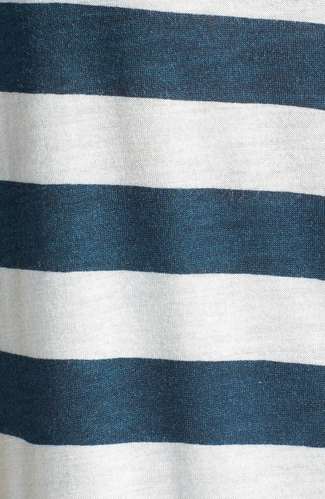 Alternate Image 3  - MINKPINK 'Wild Wild Life' Stripe Jersey Maxi Dress