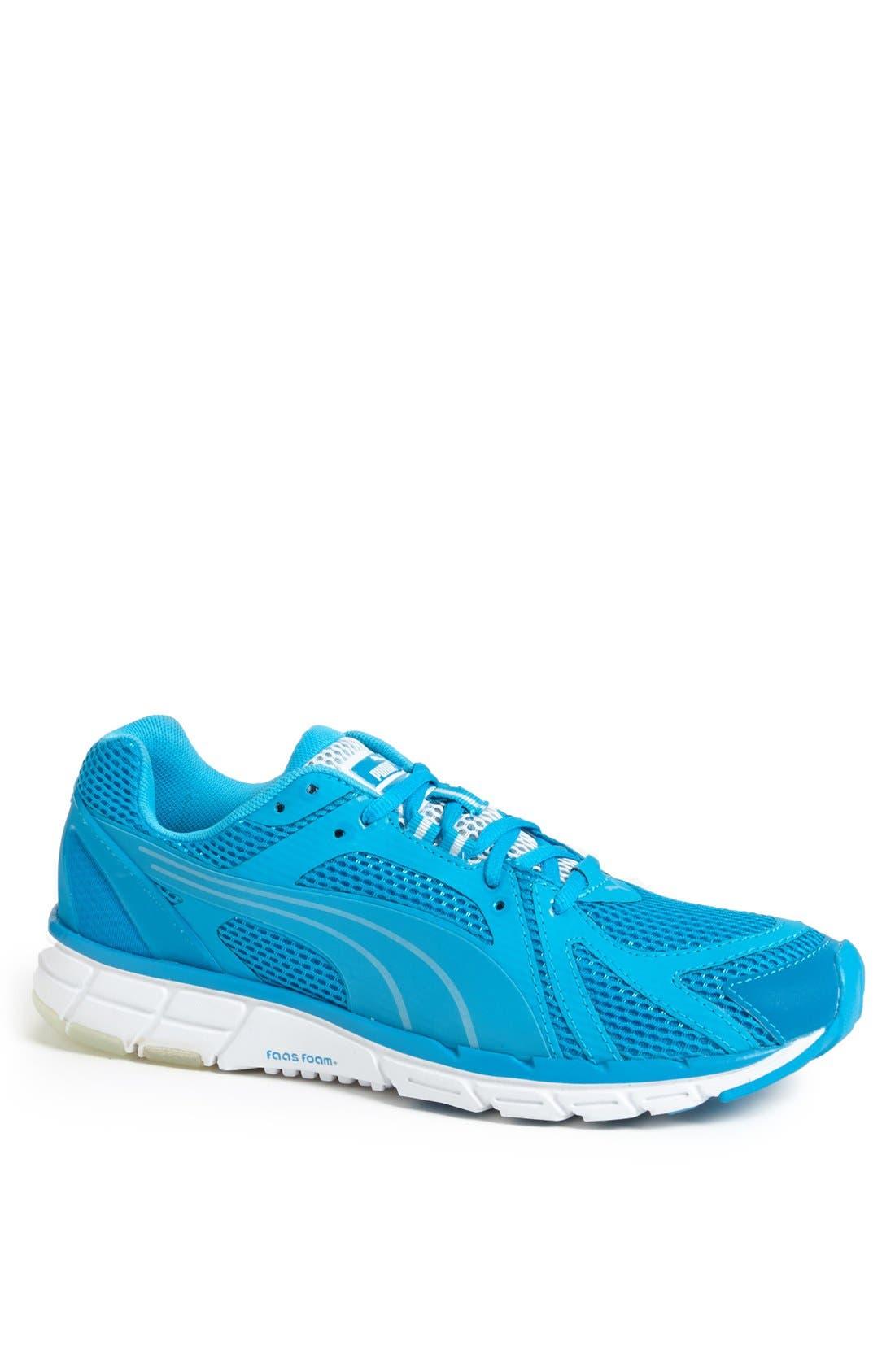 Alternate Image 1 Selected - PUMA 'Faas 600 S Glow' Running Shoe (Men)