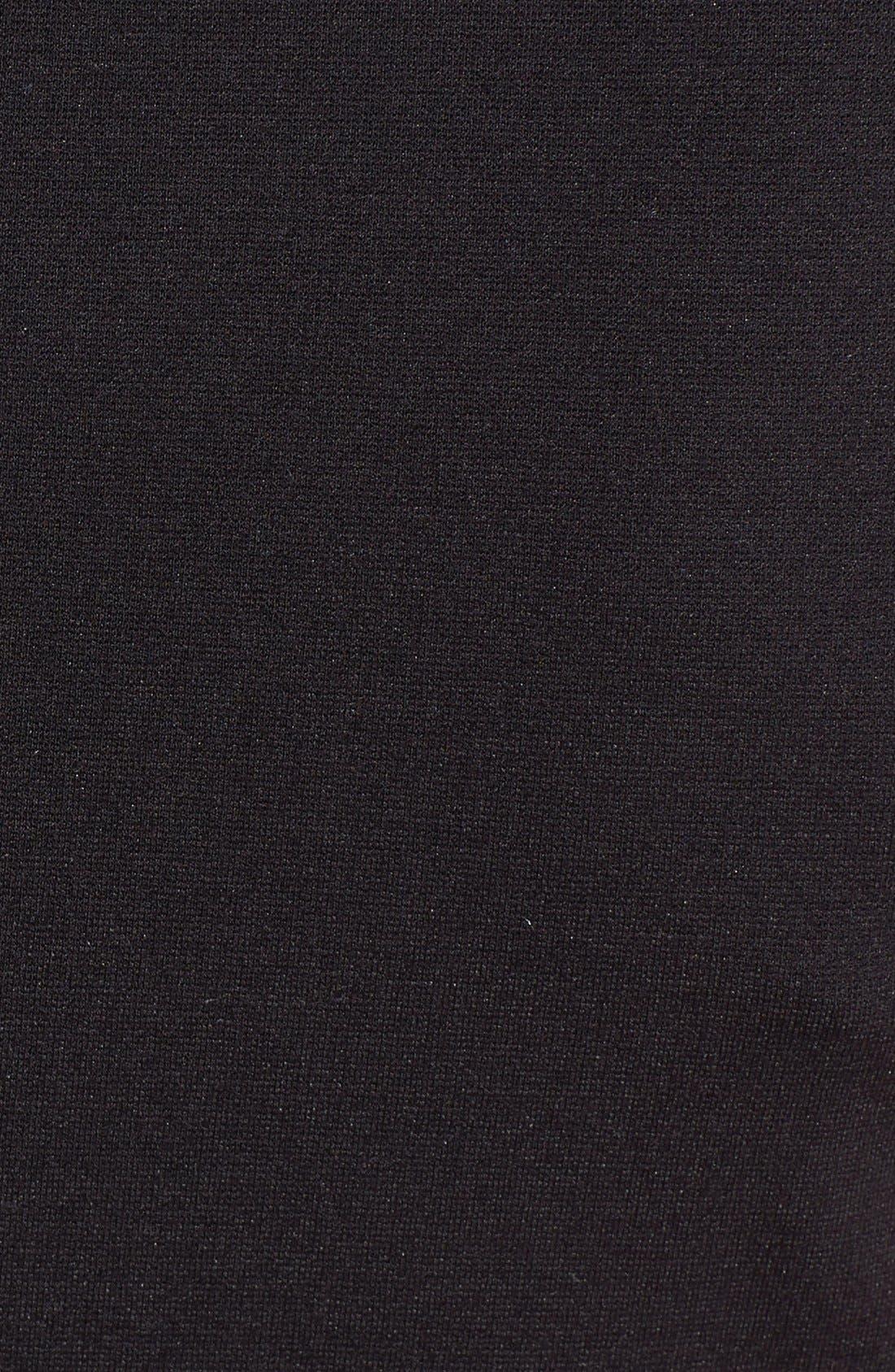 Alternate Image 3  - Classiques Entier® Faille & Ponte Dress