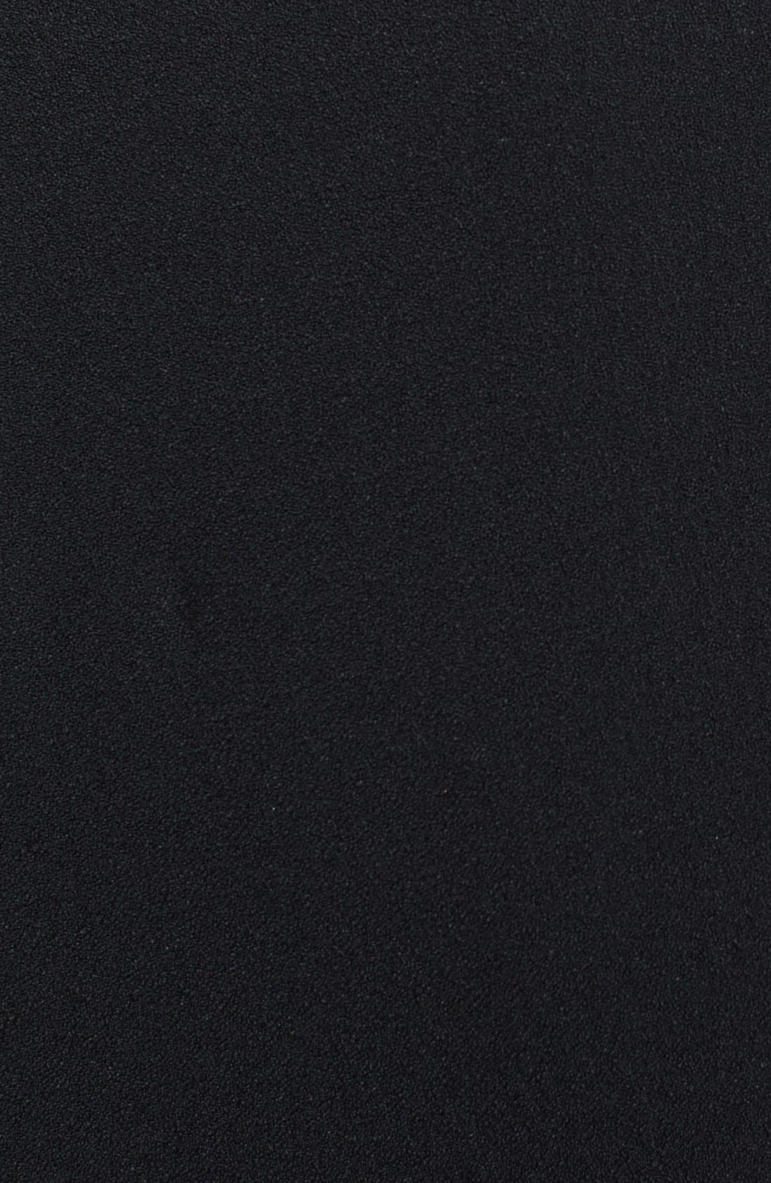 Alternate Image 3  - Saint Laurent Illusion Dot Yoke Dress
