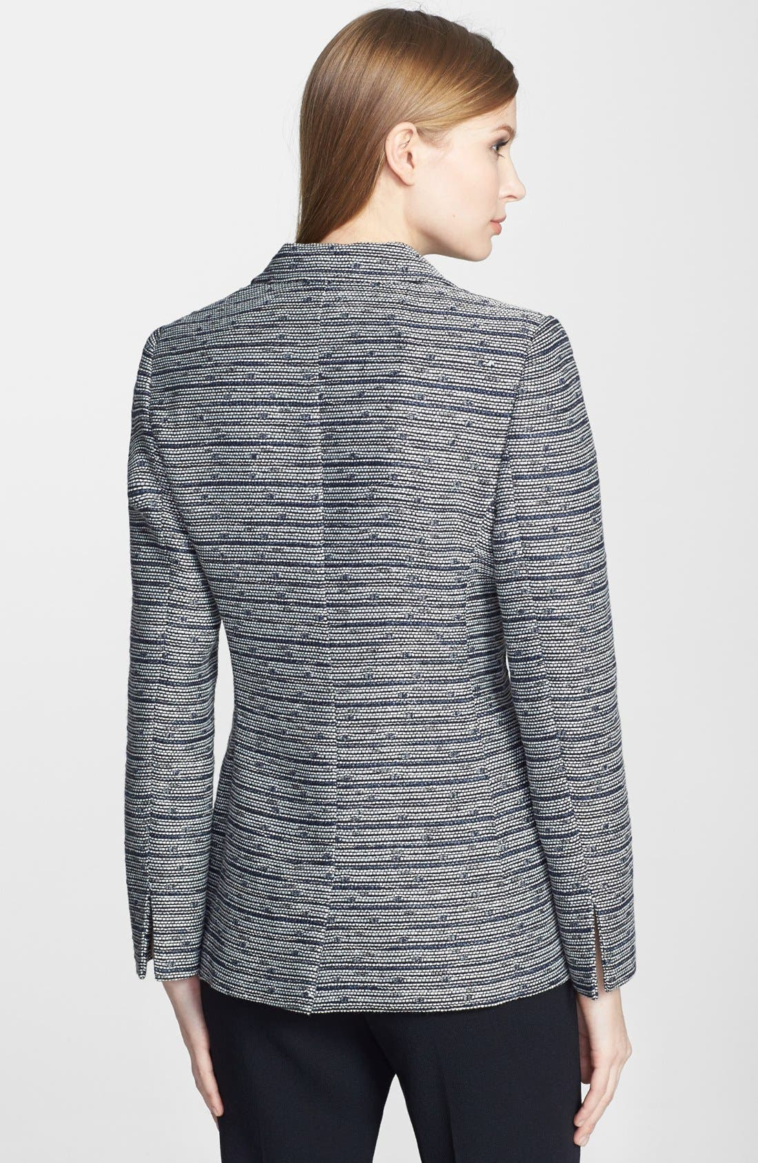 Alternate Image 2  - Santorelli Tweed Jacket