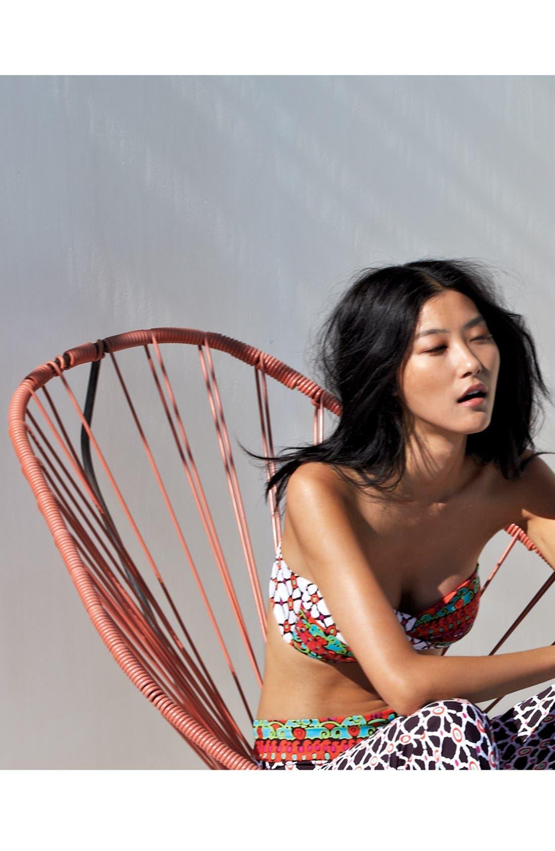 Alternate Image 1 Selected - Trina Turk Bikini Top & Bottoms