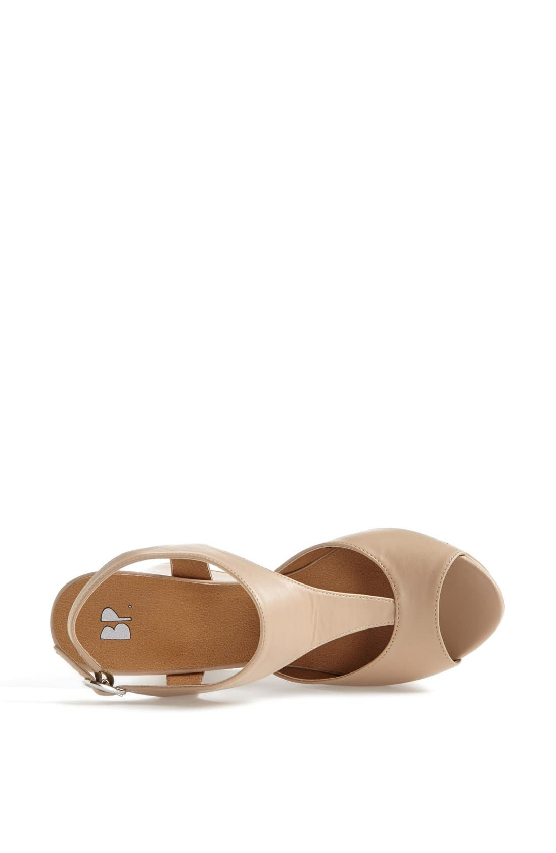 Alternate Image 3  - BP. 'Springs' Wedge Sandal (Women)