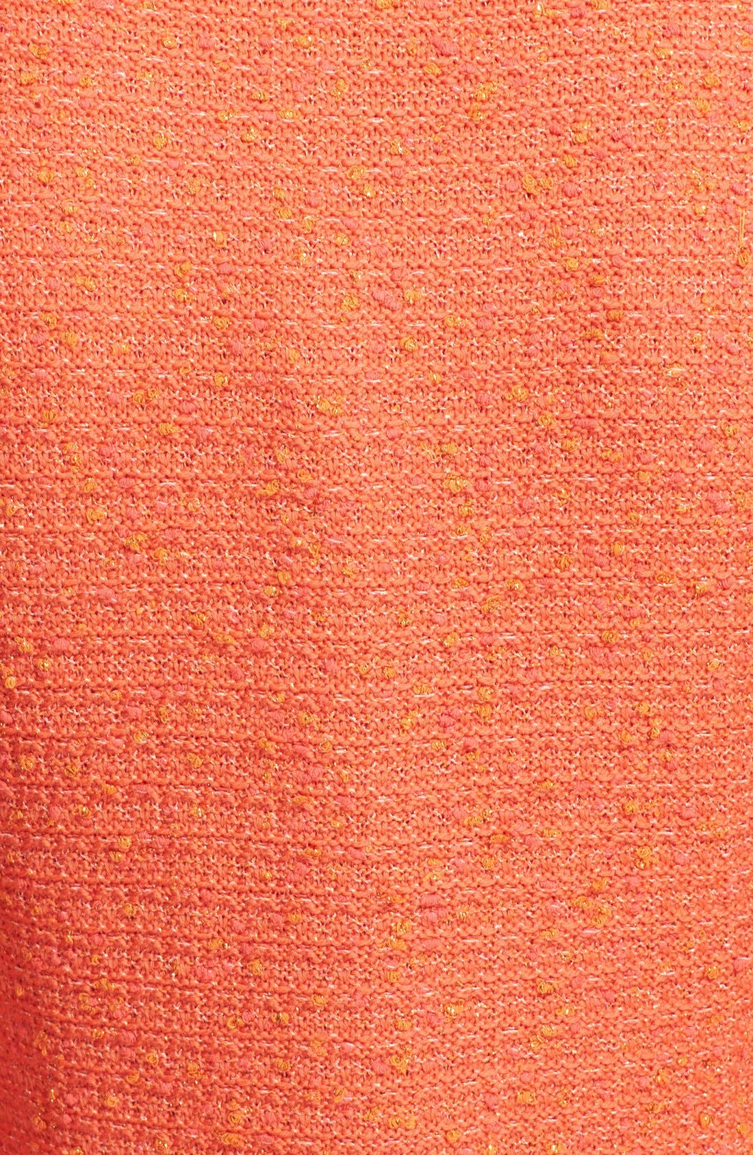 Alternate Image 5  - St. John Collection Tiered Flounce Hem Slub Knit Jacket
