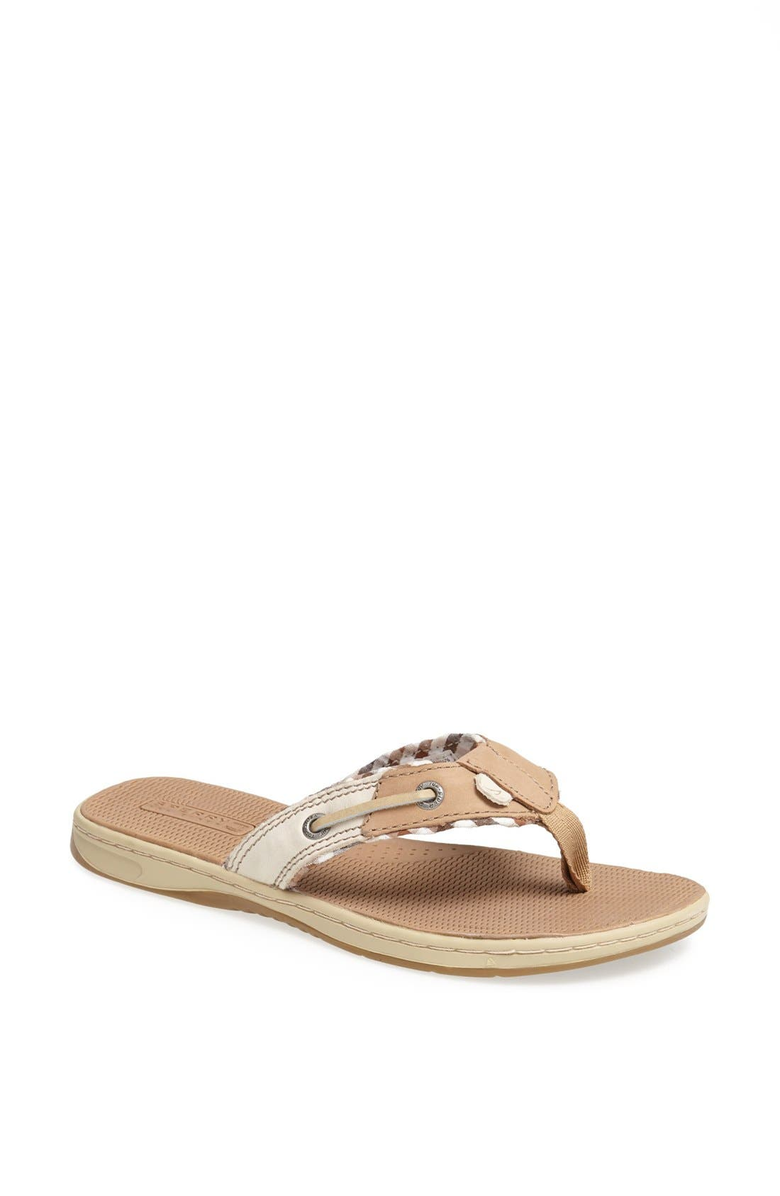 Main Image - Sperry Top-Sider® 'Seafish' Flip Flop