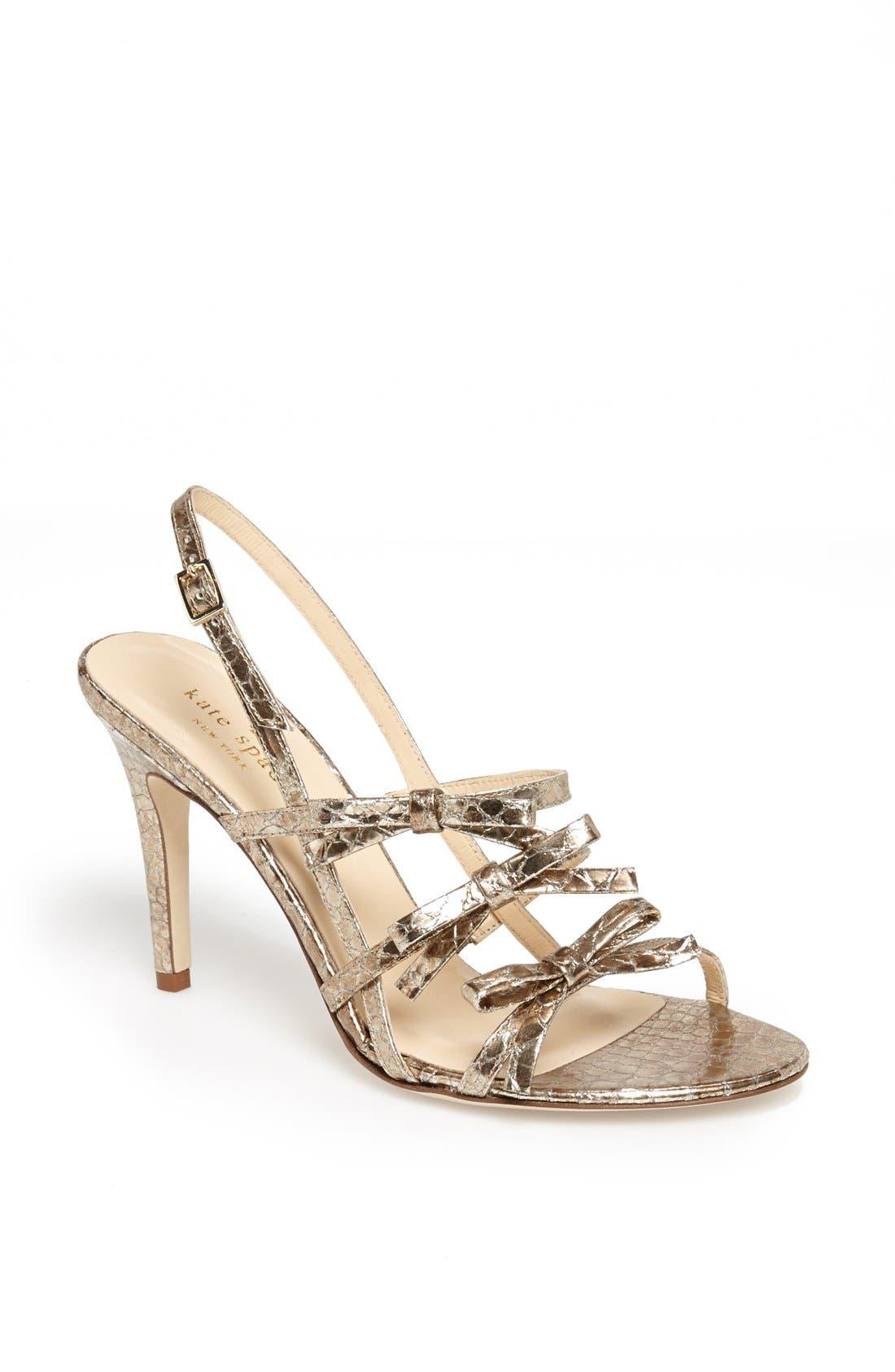 Main Image - kate spade new york 'sally' sandal (Women)