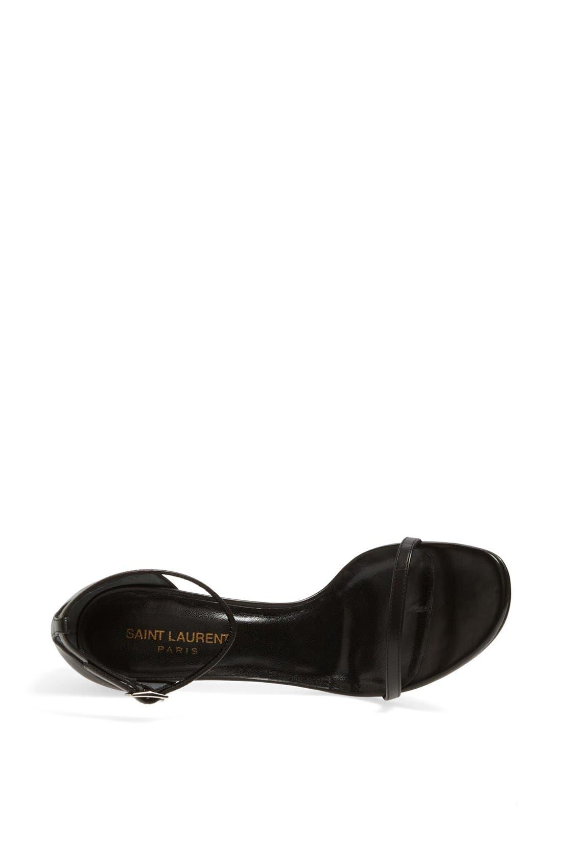 Alternate Image 3  - Saint Laurent 'Jane' Sandal