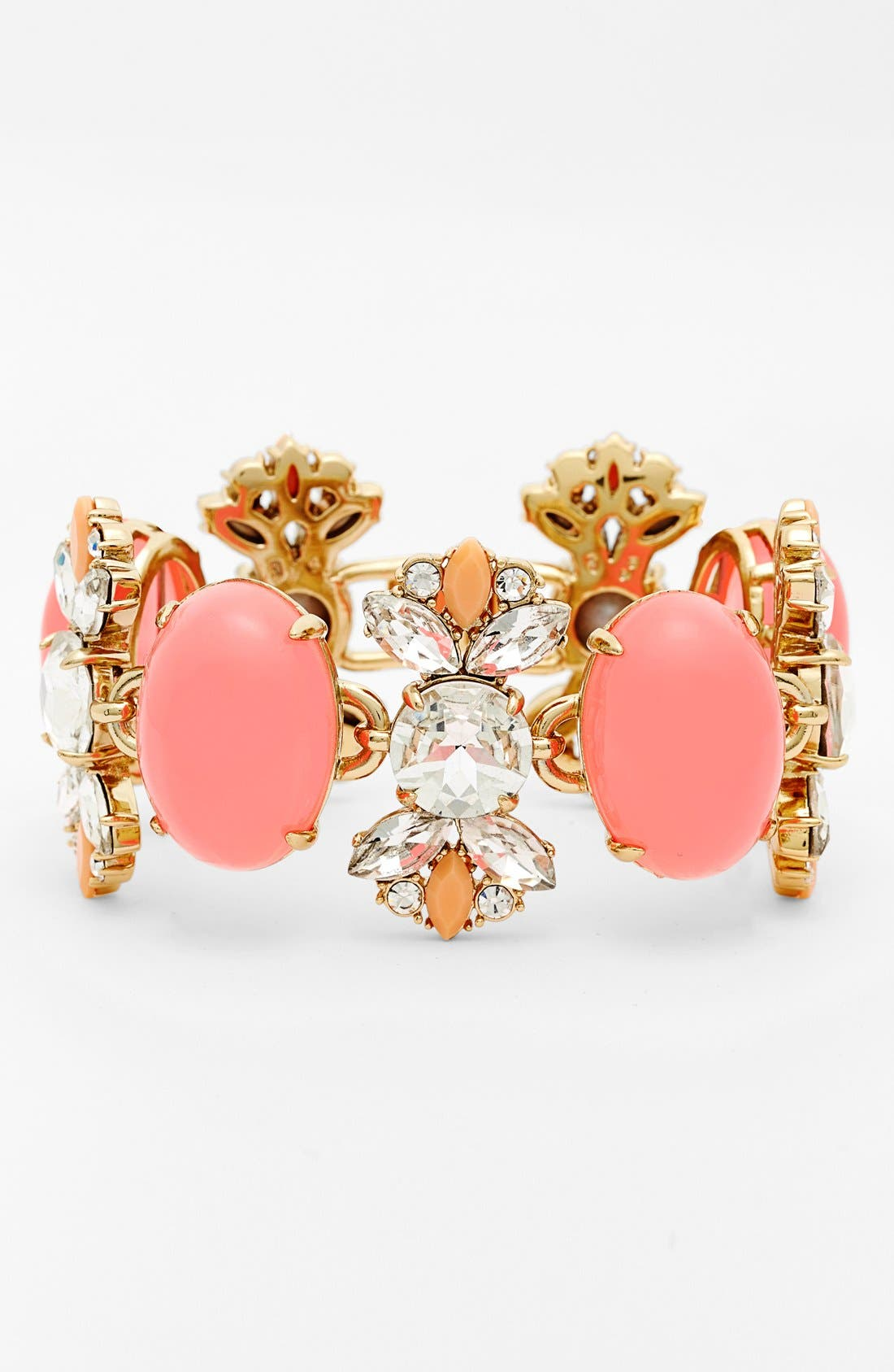 Alternate Image 1 Selected - Juicy Couture 'Haute Hue' Cluster Bracelet