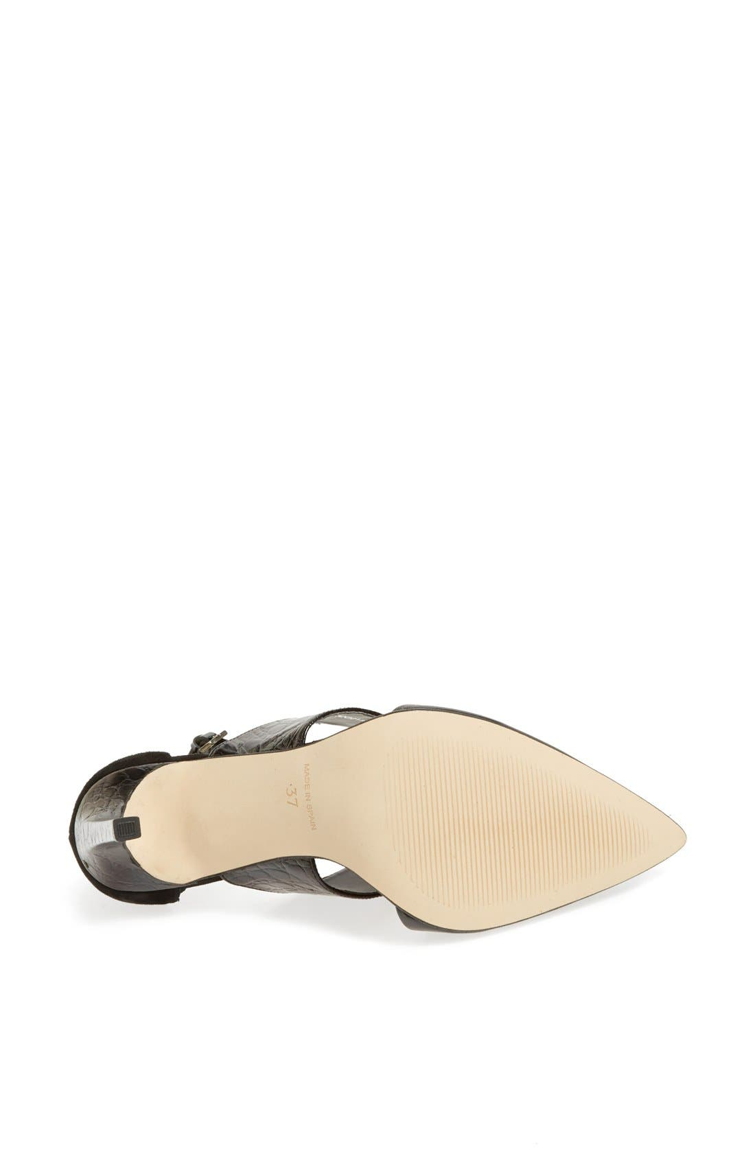 Alternate Image 4  - Topshop 'Gelato' Pump
