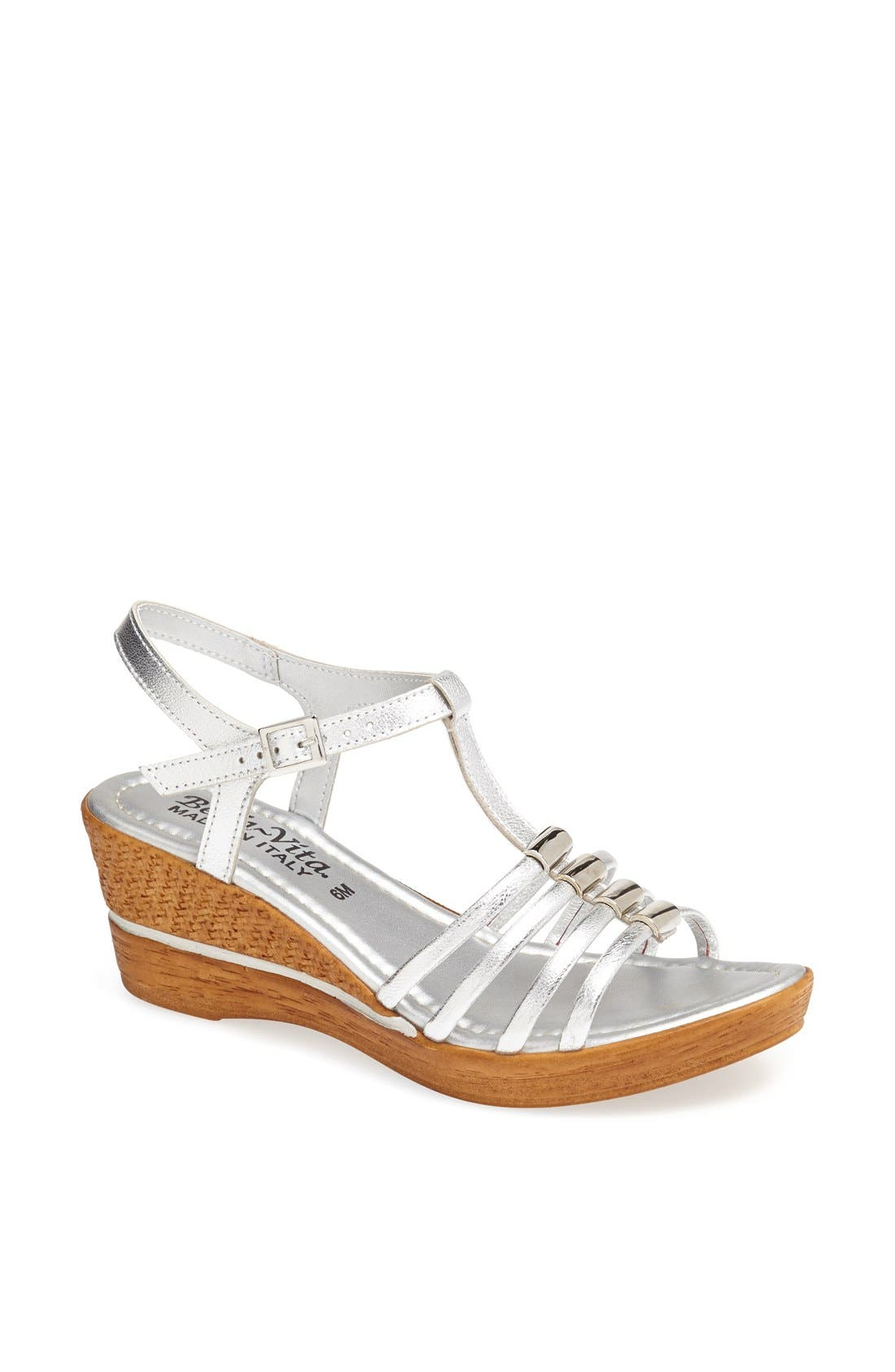 Alternate Image 1 Selected - Bella Vita 'Caramelle' Sandal