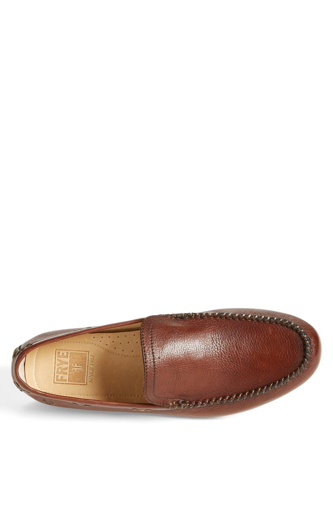 Alternate Image 3  - Frye 'Lewis' Venetian Loafer (Men)