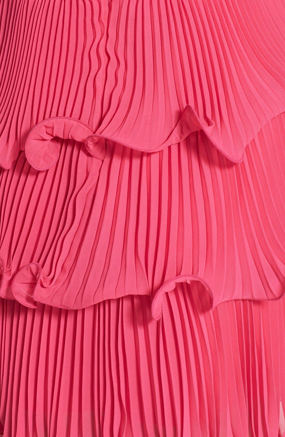 Alternate Image 3  - ERIN erin fetherston 'Sweet Pea' Chiffon Dress