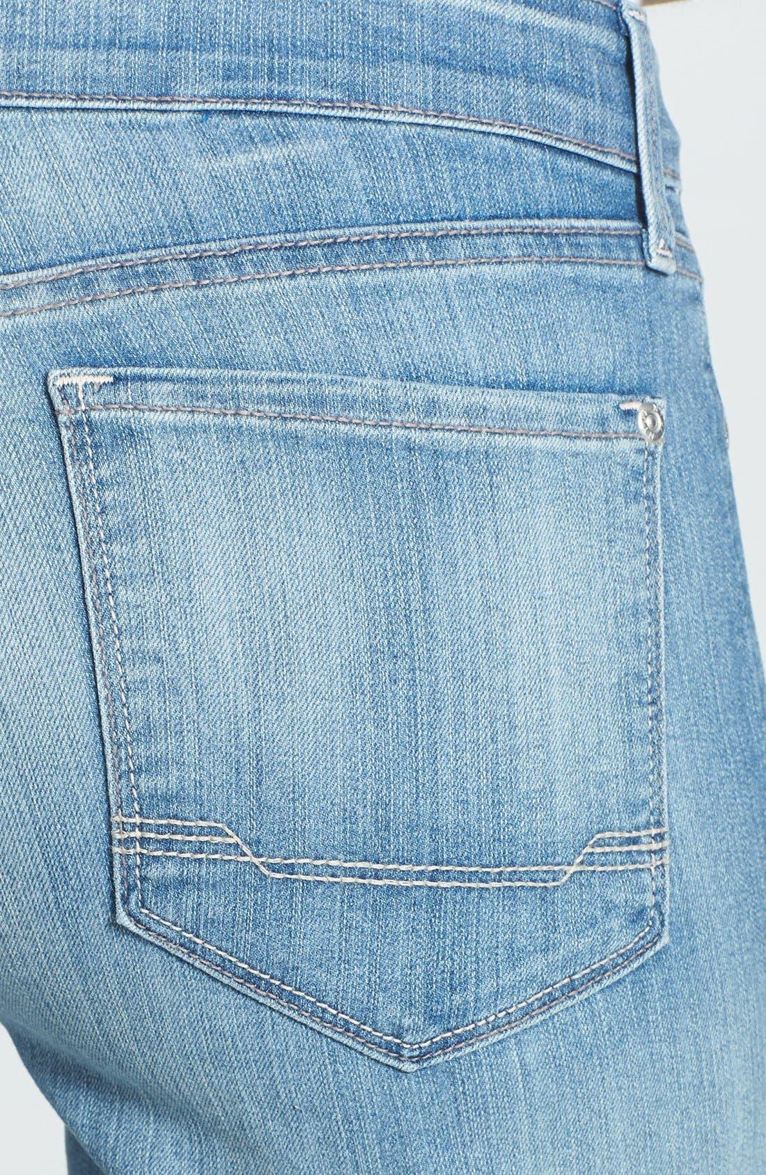 Alternate Image 3  - NYDJ 'Sheri' Stretch Skinny Jeans (Manhattan Beach)
