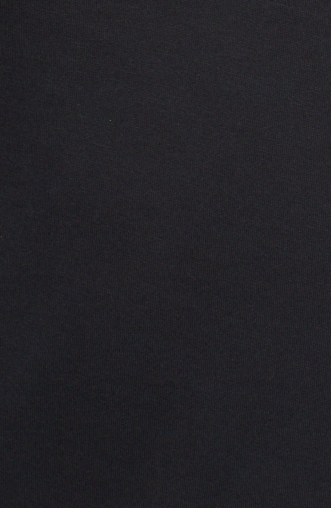 Alternate Image 3  - Ralph Lauren Black Label Pima Cotton Pocket Crewneck T-Shirt