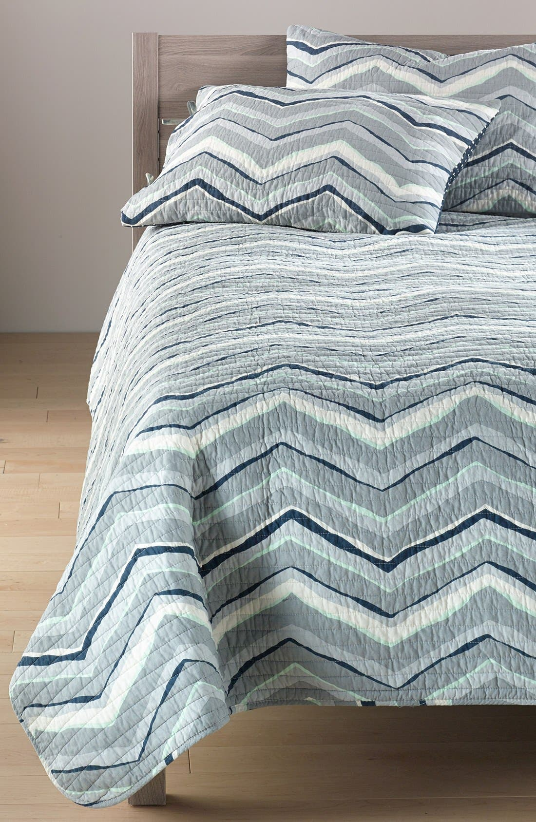 Alternate Image 1 Selected - Nordstrom at Home 'Journey' Reversible Quilt
