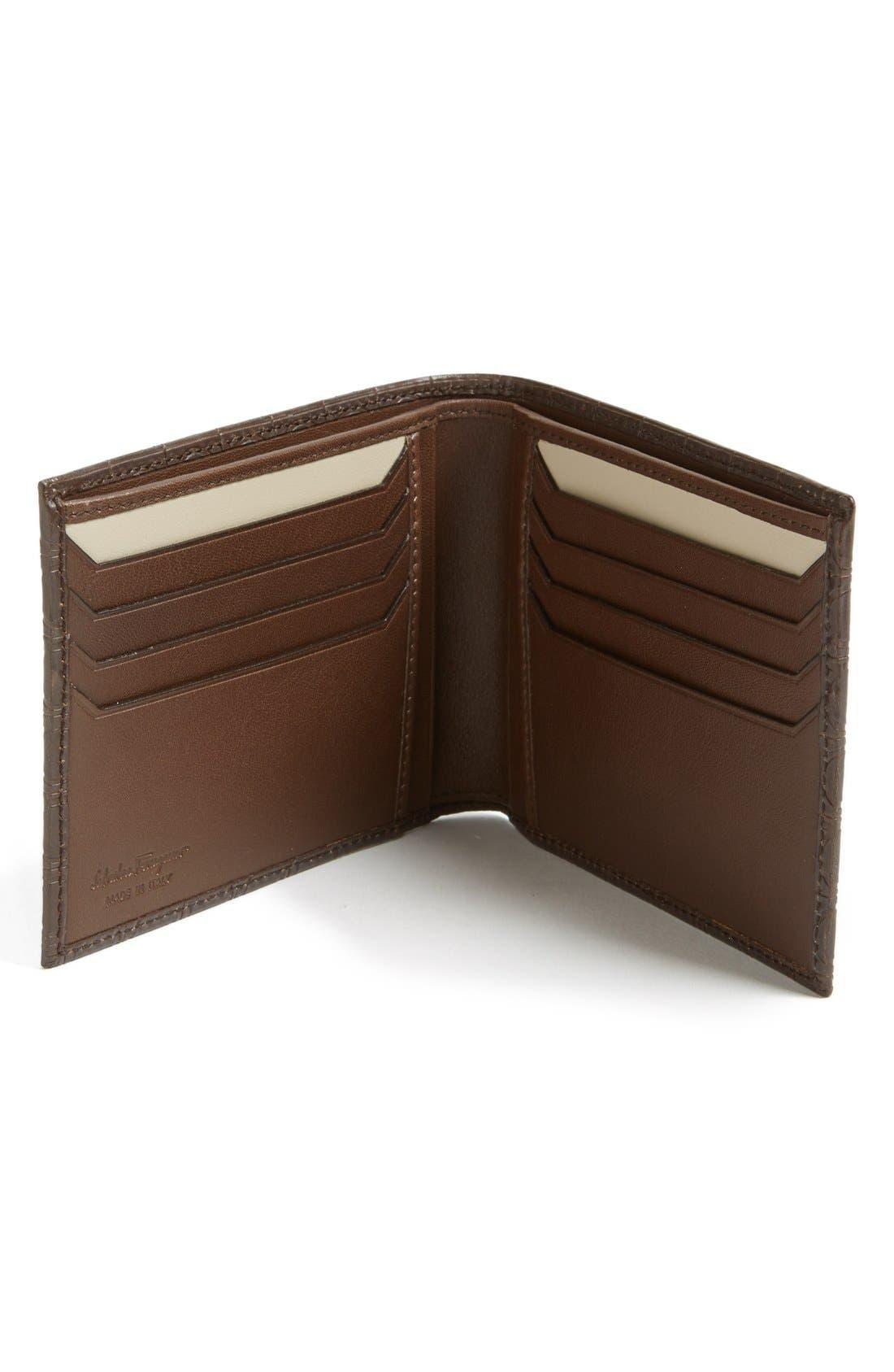 Alternate Image 3  - Salvatore Ferragamo Leather Wallet