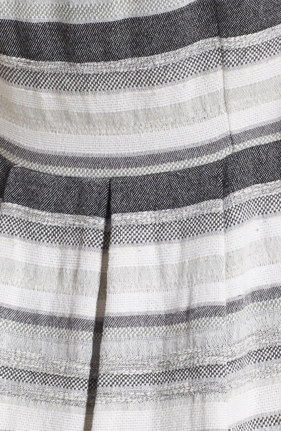 Alternate Image 3  - Joie 'Caya' Woven Cotton Blend Dress