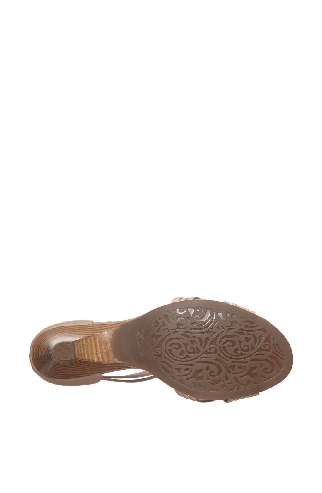 Alternate Image 4  - Clarks® 'Evant Portman' Sandal