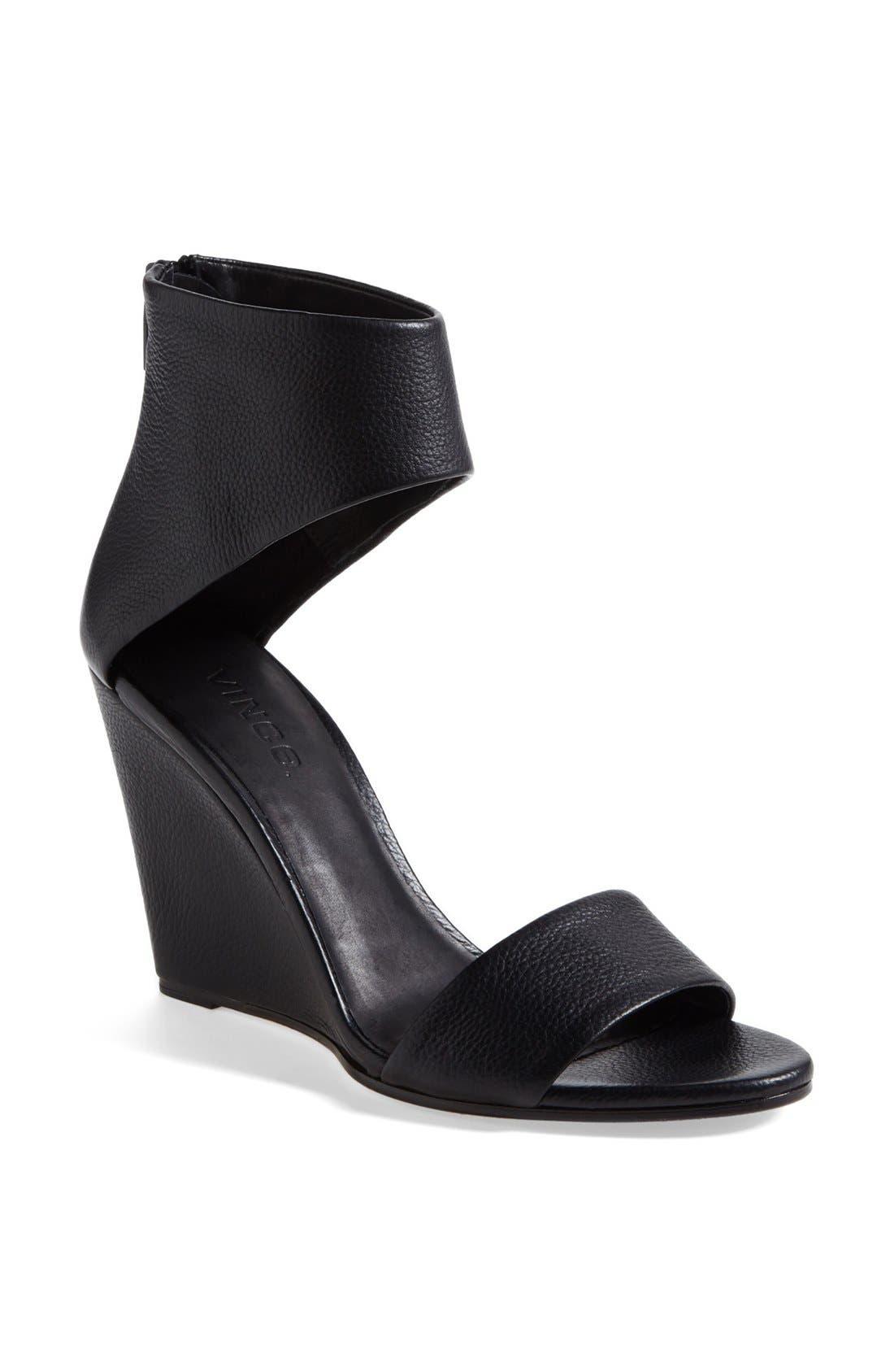 Alternate Image 1 Selected - Vince 'Kelan' Ankle Strap Sandal