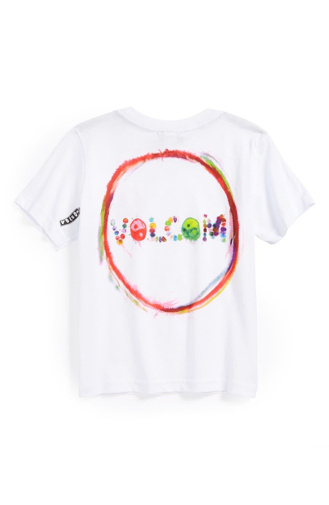 Alternate Image 2  - Volcom 'Ojas' T-Shirt (Toddler Boys)