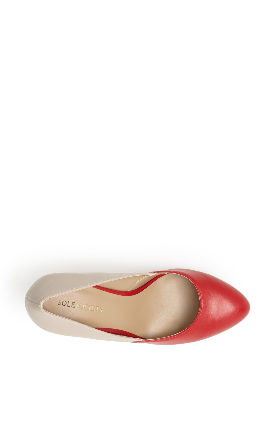 Alternate Image 3  - Sole Society 'Maile' Pump