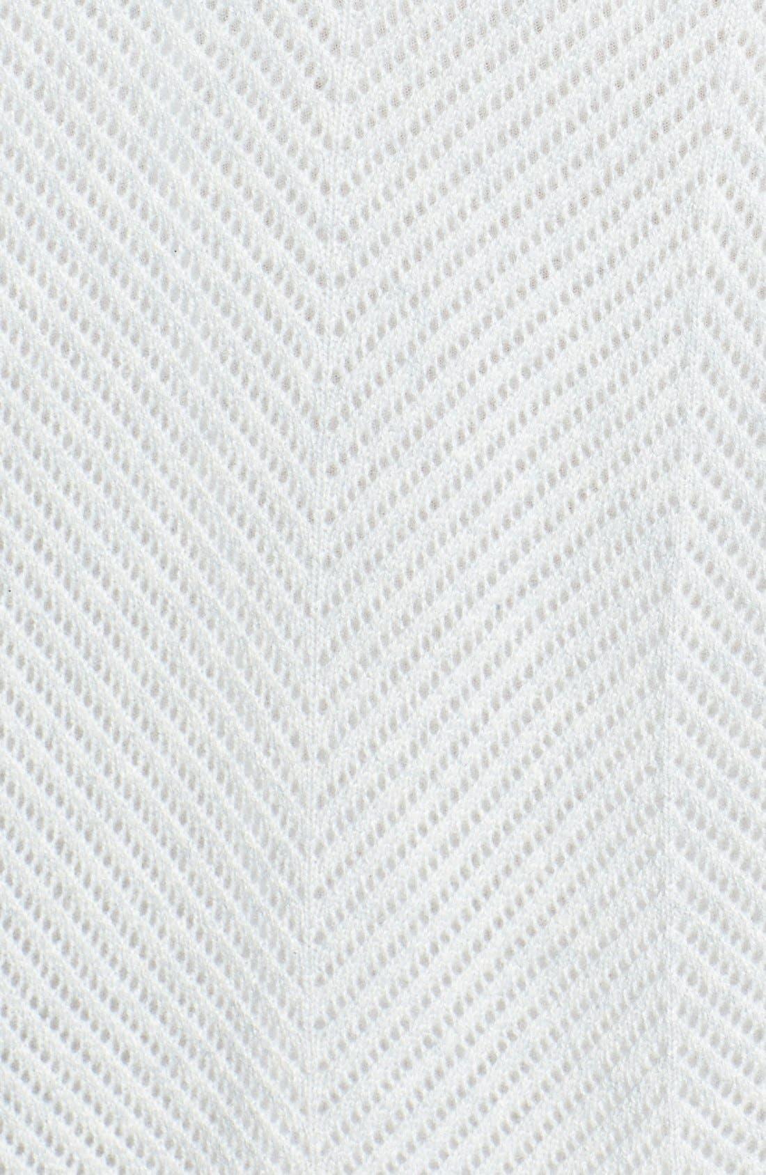 Alternate Image 3  - Theory 'Dreamerly E.' Open Knit Sweater