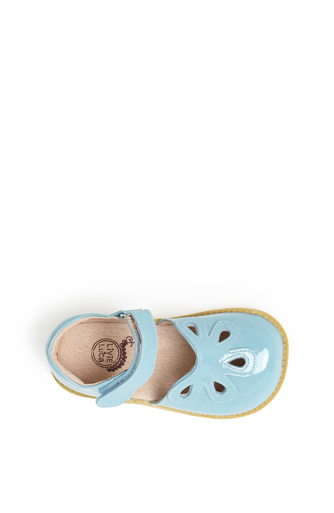 Alternate Image 3  - Livie & Luca 'Petal' Slip-On (Baby, Walker, Toddler & Little Kid)