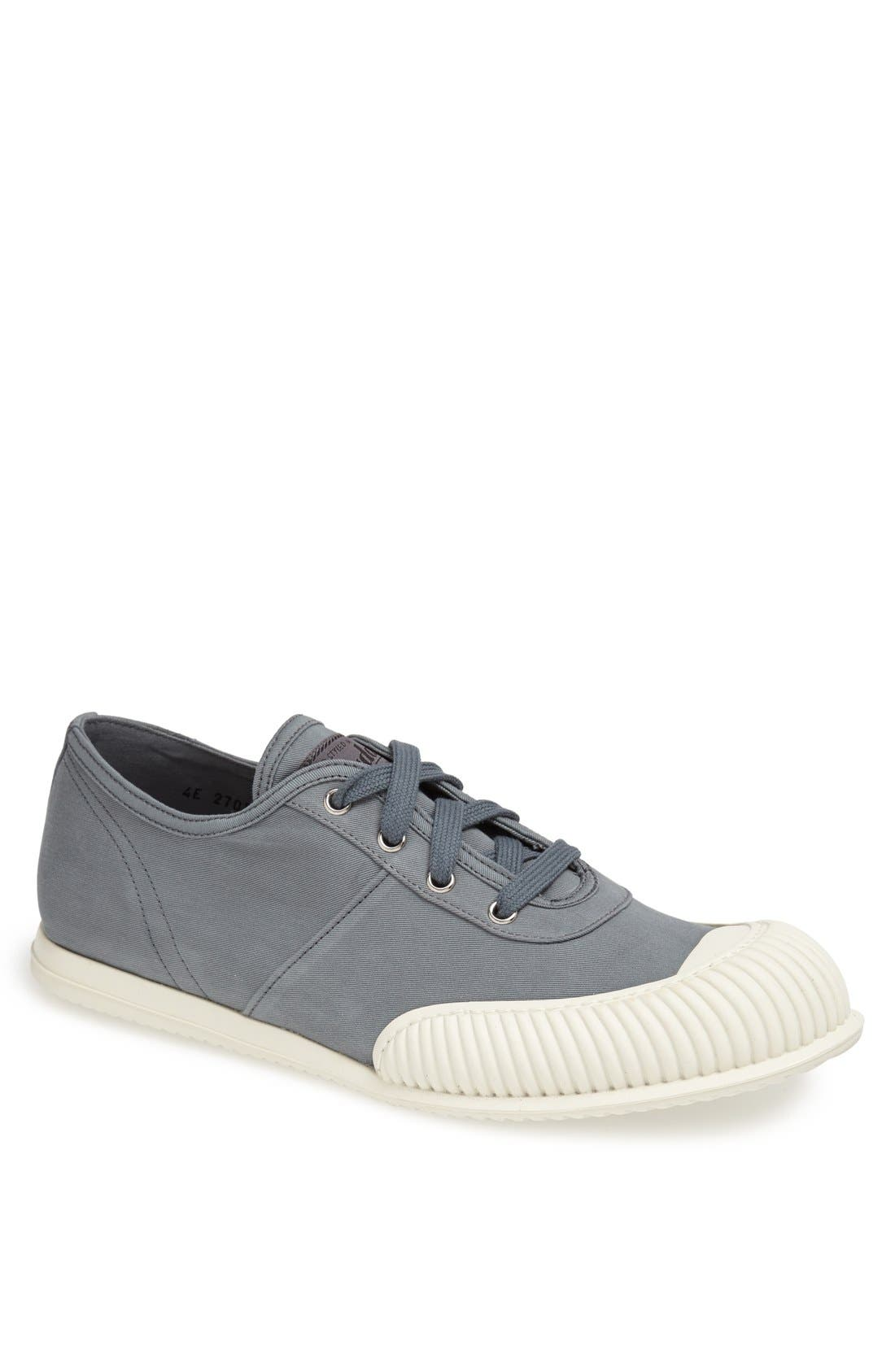 Alternate Image 1 Selected - Prada Gabardine Sneaker