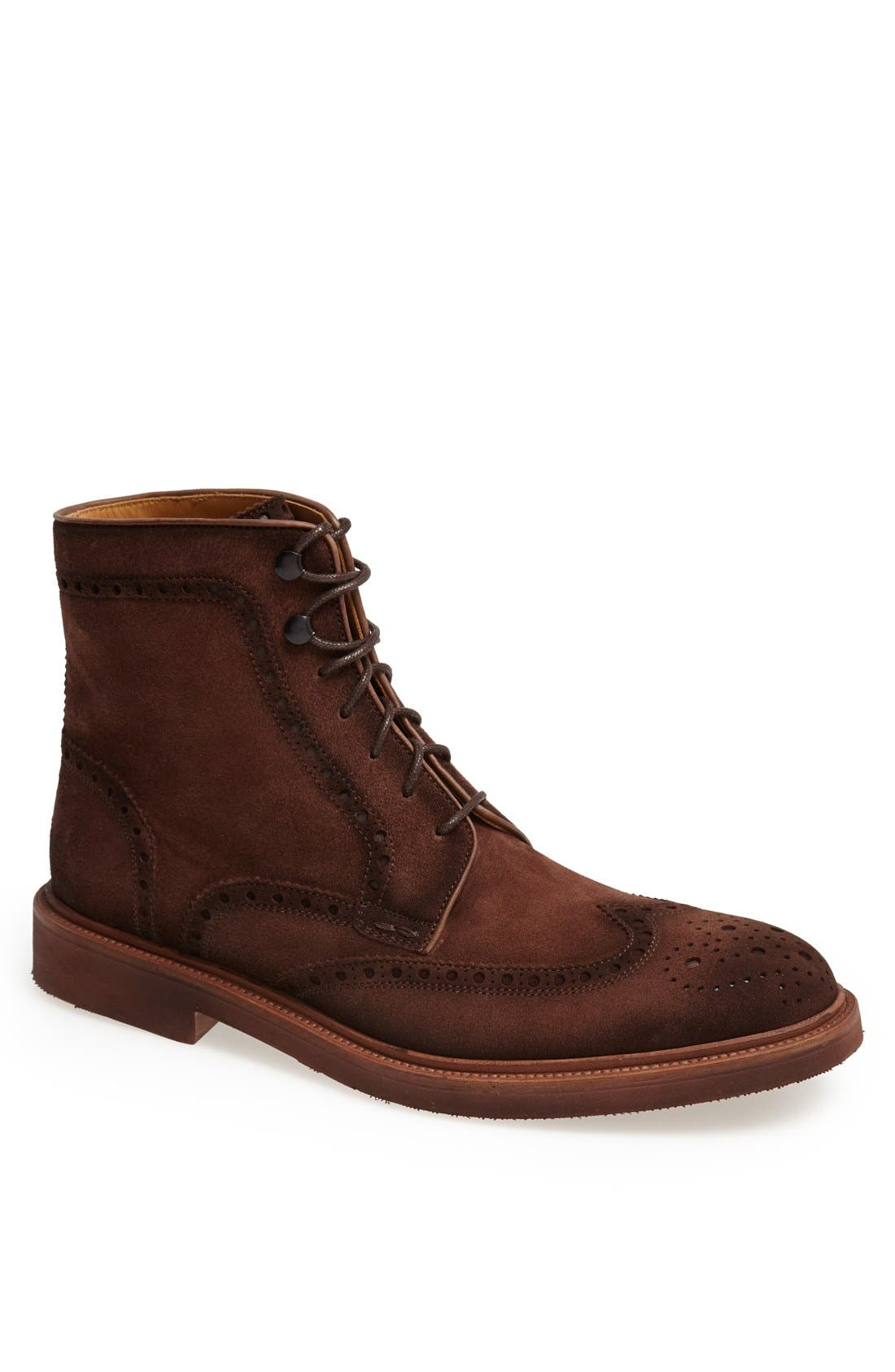 Alternate Image 1 Selected - Magnanni 'Neto' Wingtip Boot